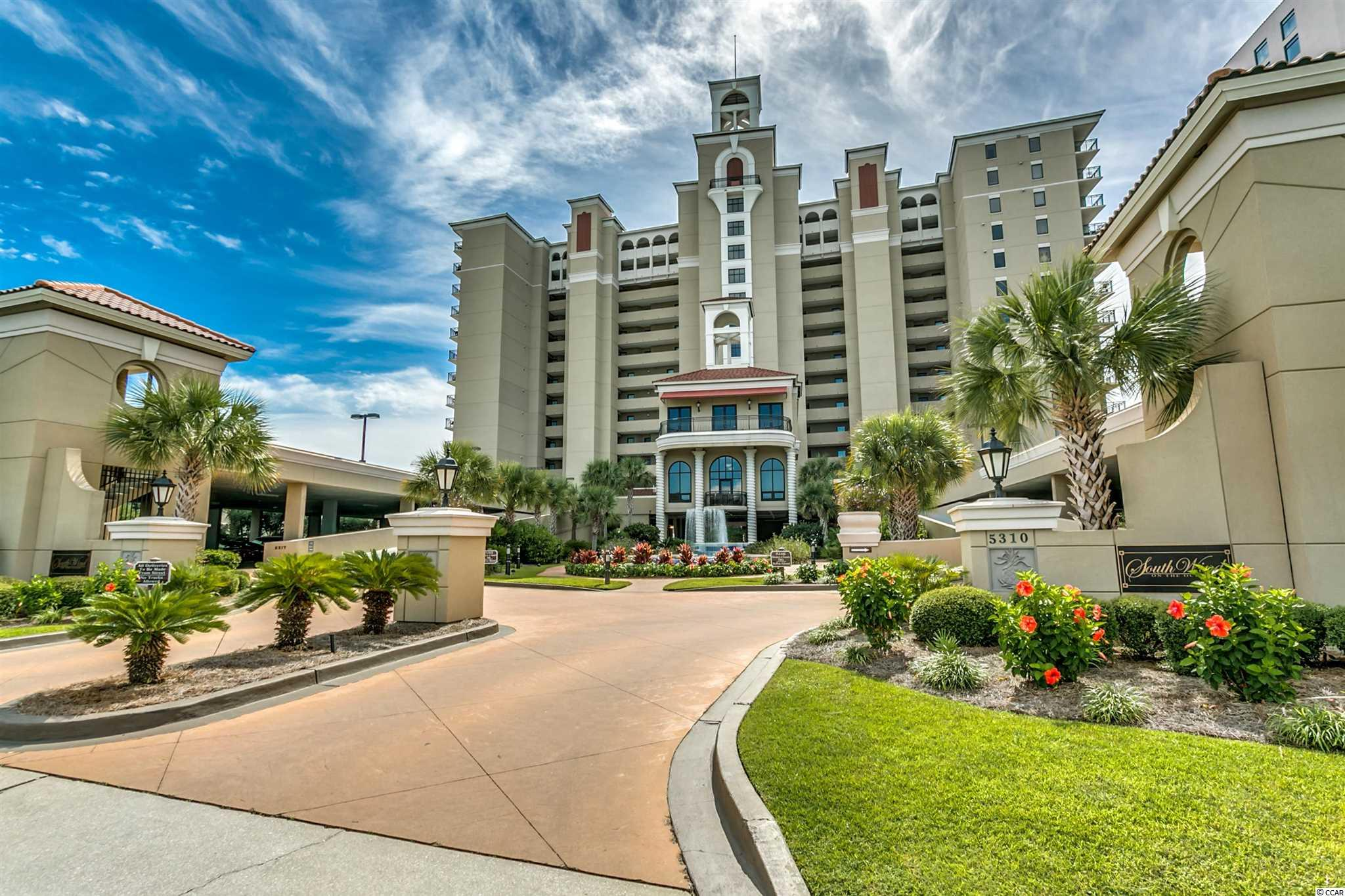 """Amazing opportunity to own this spectacular oceanfront condo at Southwind!This fully furnished 5 bed 4 bath unit has floor to ceiling glass sliders with an expansive oceanfront balcony accessible through the living room and master suite. Southwind features an indoor and outdoor pool, lazy river, sun decks, gym and much more. Located on the north end of Myrtle Beach known as the """"Golden Mile"""", it is close to fine dining, shopping, entertainment. Come make this luxury condo at Southwind your new home, vacation getaway or investment property. Contact the listing agent for more information and to schedule a viewing."""