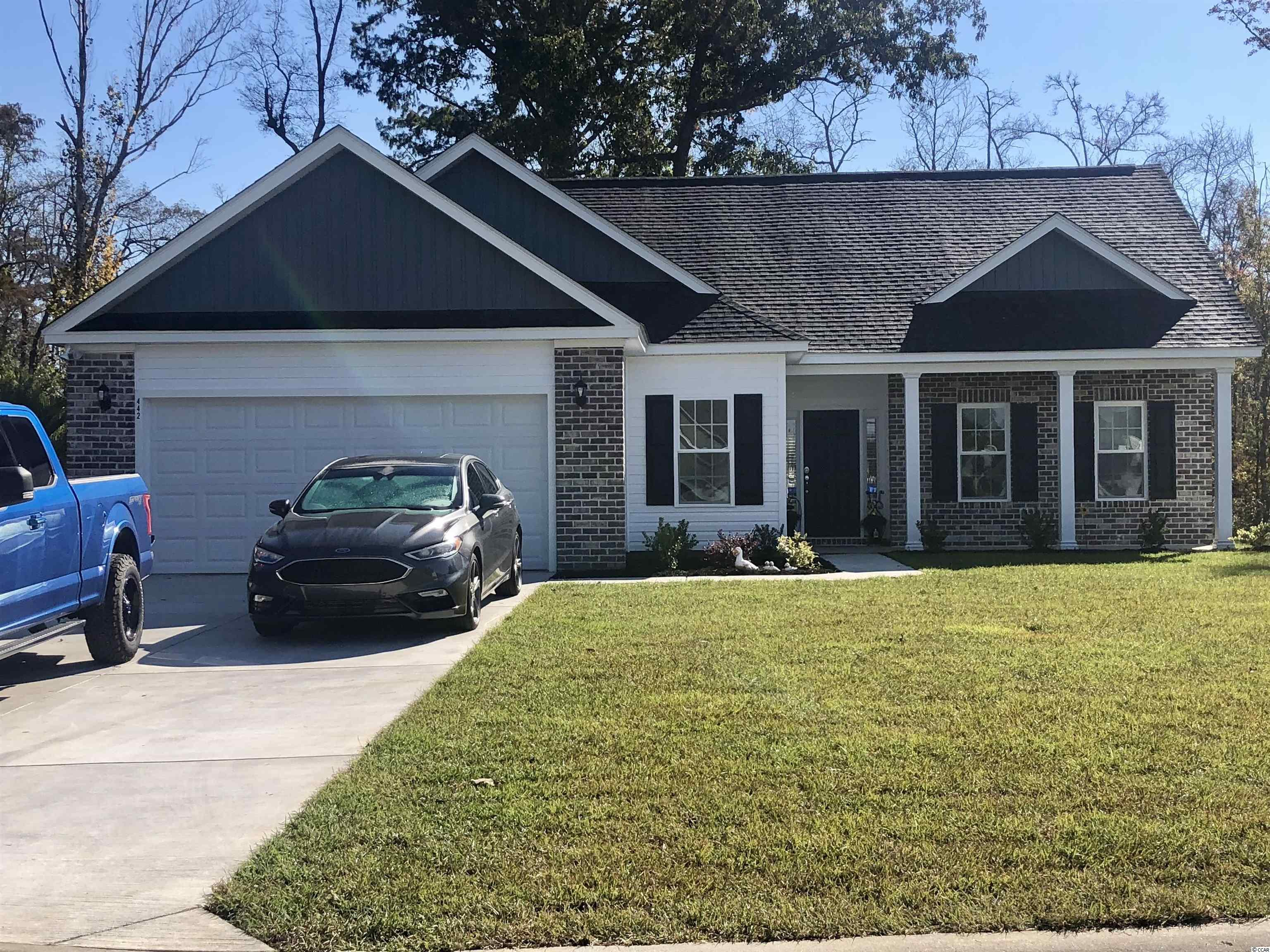 Beautiful New construction home located in Bucksville Landing in Conway.