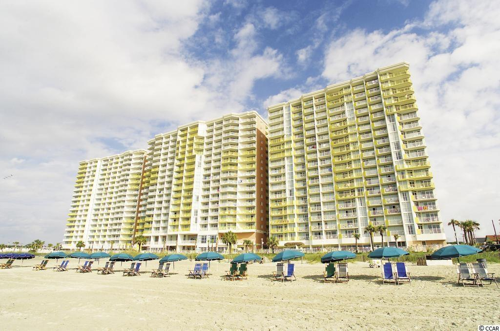 JUST REDUCED!  Oceanfront 1 Bedroom Condo in Bay Watch!  Upgrades Include Ceramic Tile Throughout, Murphy Bed, and a jacuzzi Tub.  These Units are SCARCE, so if You're Looking for a Second Home, Vacation Home, or Cash Cow - Come See!  Constructed in 2001, Bay Watch is a Modern, Family Friendly Resort Offering a Long List of Amenities Such as Oceanfront Pool Deck, Indoor Pool, Indoor/ Outdoor Lazy Rivers, Fitness Center, 3 Restaurants, Ice Cream Parlor, Gift Shop, Pool Bar, Conference Space, and LOTS More. This One Makes Great Rental Income, and has Future Rentals In Place.  Don't Delay - COME SEE TODAY!!!