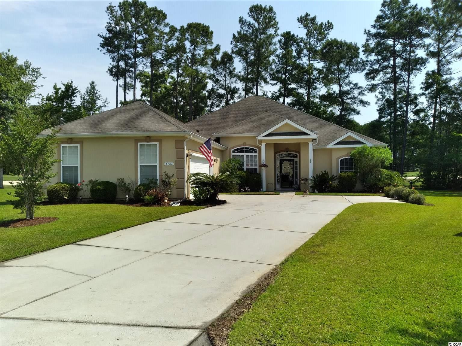 Welcome to your beautiful large home in the desirable Arrowhead community.  Your own personal oasis is on a culdesac with a pond off the back screened in porch with a great golf course view!  This 5 bedroom, 2 bath home with a 2 car garage is spacious enough to entertain your large group of family and friends.  The master bedroom is very large and is on the 1st level, as is 3 of the 4 other bedrooms.  The master bath features a dual vanity along with a garden tub, walk in shower and a walk in closet.  It opens onto your serene screened in porch that overlooks the pond and golf course; and the hot tub in back conveys with the home!  The large bonus room upstairs can be used as the 5th bedroom.  The HVAC system and hot water heater are both 3 years old.  This house will not last long, so call today to schedule your personal showing; you'll be glad you did!!  Additional photos will be added next week.