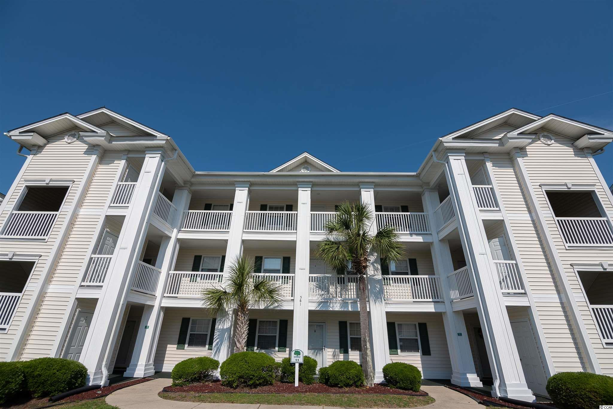 Check Out This GROUND FLOOR 2 Bedroom Unit in the Highly Desired River Oaks!  These Condos Only Pop Up Once In Awhile, and This One is Situated Right On The Golf Course, so You Can Look Out at the Pool From Your Oversized Screened In Porch - 24 X 6...Much Larger Than The Others.  Additional Features Include Breakfast Bar, Outside Storage, All Appliances, and if you like, a Great Tenant!  Upgrades Include New HVAC in 2018, New Hot Water Heater in 2018, New Washing Machine in 2018, and New garbage Disposal in 2020.  Don't Sleep on This One.  Get Ready For WOW & Call Your Agent NOW!