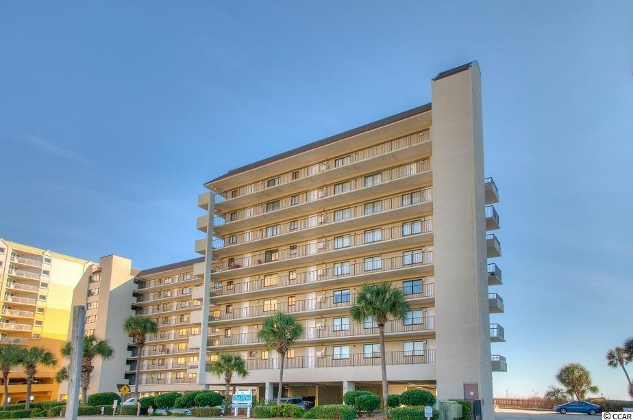 Turnkey, direct oceanfront 2 BR / 2 BA unit in the highly sought-after Sea Winds complex in the Windy Hill section of North Myrtle Beach! This income-producing, 7th floor condo is being offered furnished and features an oceanfront master bedroom and unobstructed views up the coastline from the balcony. Other notable features include: granite counters, laminate and tile flooring for easy cleanup, washer & dryer inside the unit, updated bathrooms. Sea Winds is a concrete & steel building with elevators, a heated indoor pool & jacuzzi open year-round, and it's within walking distance to Barefoot Landing. Call your agent and schedule a showing today!