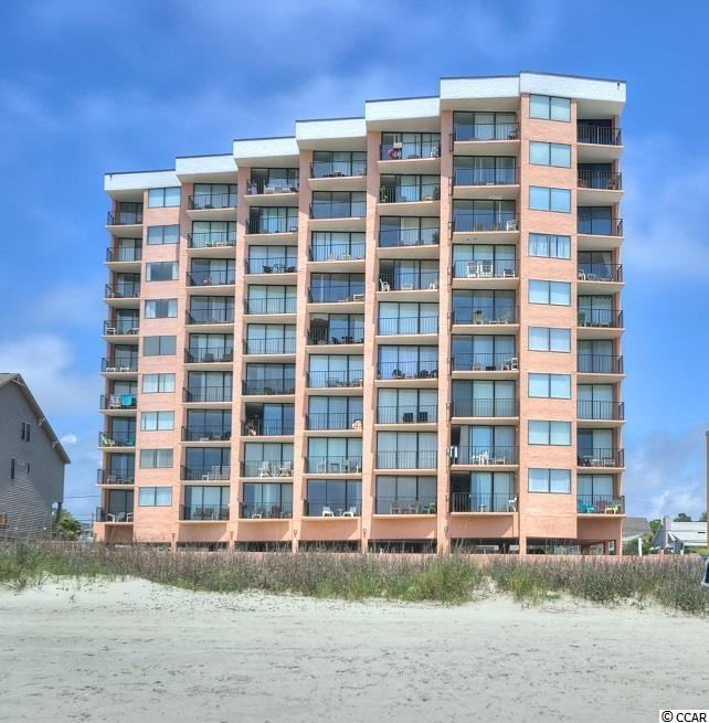 Completely remodeled, direct oceanfront 1 BR / 1 BA unit in Carolina Reef in the Crescent Beach section of North Myrtle. This income producing, 8th floor unit offers pristine views and was renovated from top to bottom several years ago with all new cabinetry, stainless steel appliances and granite in the kitchen, tile flooring, furniture, you name it. This is truly the perfect beach getaway, and it's being offered completely furnished! Carolina Reef is a concrete & steel building with an elevator, outdoor pool, hot tub and kiddie pool. Call your agent and schedule a showing today!