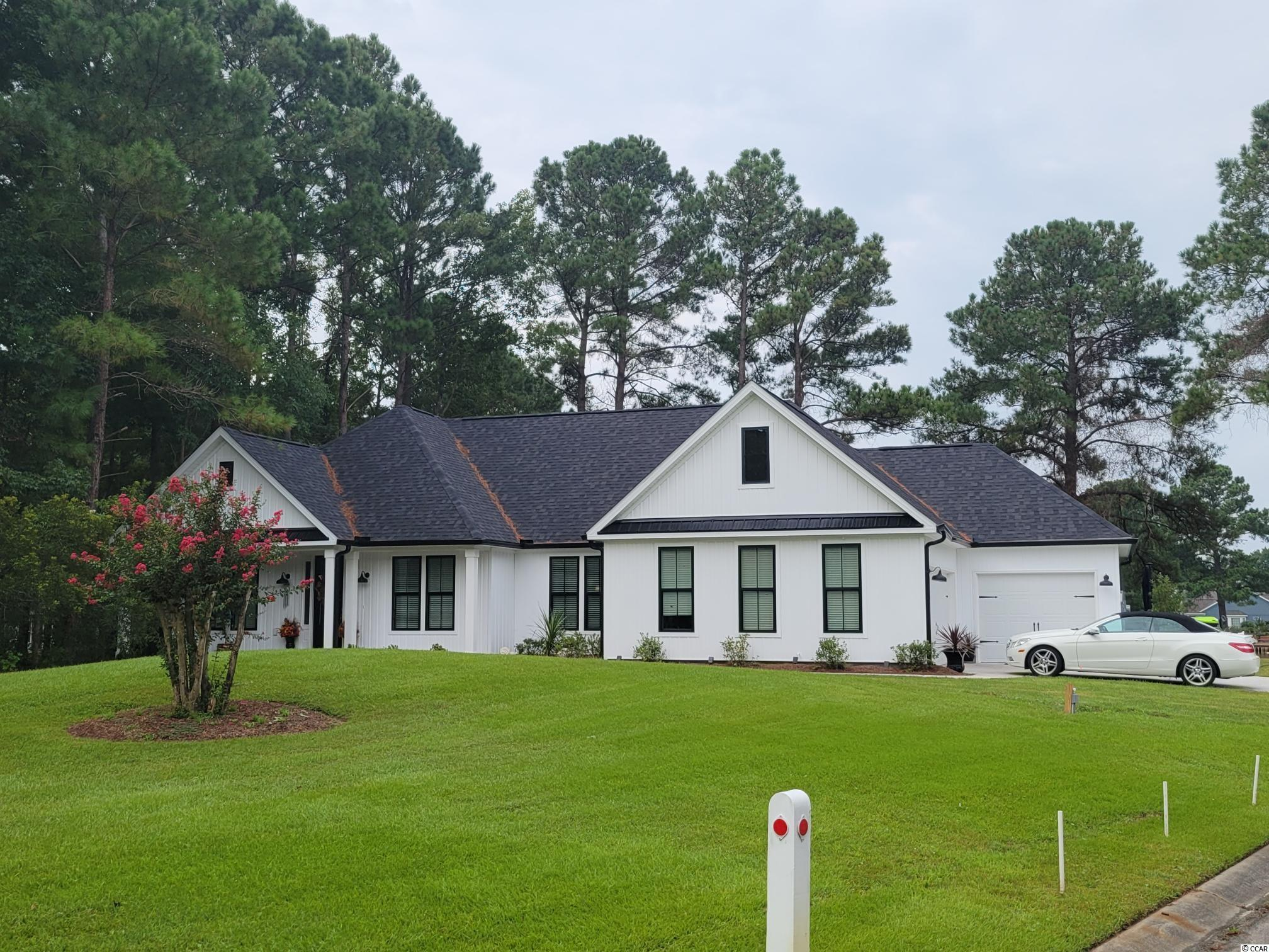 Experience the joy of living mere minutes away from the beach on a lot exempt from having an HOA! This open concept 3 bedroom 2 bath features an office, large kitchen island and split floorplan situated on a .29 acre lot. The virtual tour of this home is meant to give an idea of the space and layout for a Augusta floor plan.