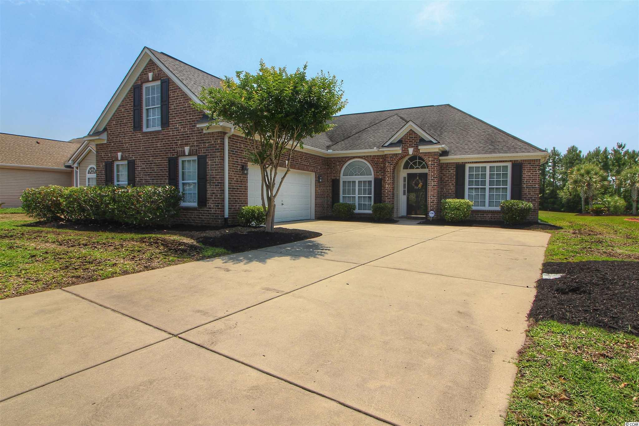 You will love this beautiful home located in the Brookstone subdivision in prestigious Barefoot Resort. The owners have recently done may upgrades to the home. All new laminate flooring in all living areas and downstairs bedrooms, Custom painted with popcorn ceilings removed, new Kitchen Aide appliances, all new lighting and door hardware. The HVAC system was replaced in 2019 and all duct work has recently been covered in form for better efficiency. The home offers 2170 heated square feet and 2591 square feet underroof with 4 bedrooms and 2 baths. The floor plan is an open one from the kitchen into the great room and into the large sunroom.  There is a patio just off of the sunroom for just relaxing or grilling. The lot is one of the biggest in Brookstone large enough to put in any size pool one would want. The HOA dues are very low when one considers what it covers. Basic Cable TV, wireless internet, Membership in the Barefoot Residence Club with Olympic Pool, Club house, fitness center, tennis, pickleball, and basketball courts. The HOA also covers membership in the brand new Beach Cabana now under contracting with private parking and owners access to the cabana. No other resort offers so much. Barefoot Resort is close to everything and major highways for easy access. This one will not last long. FURNITURE NEGOTIABLE.