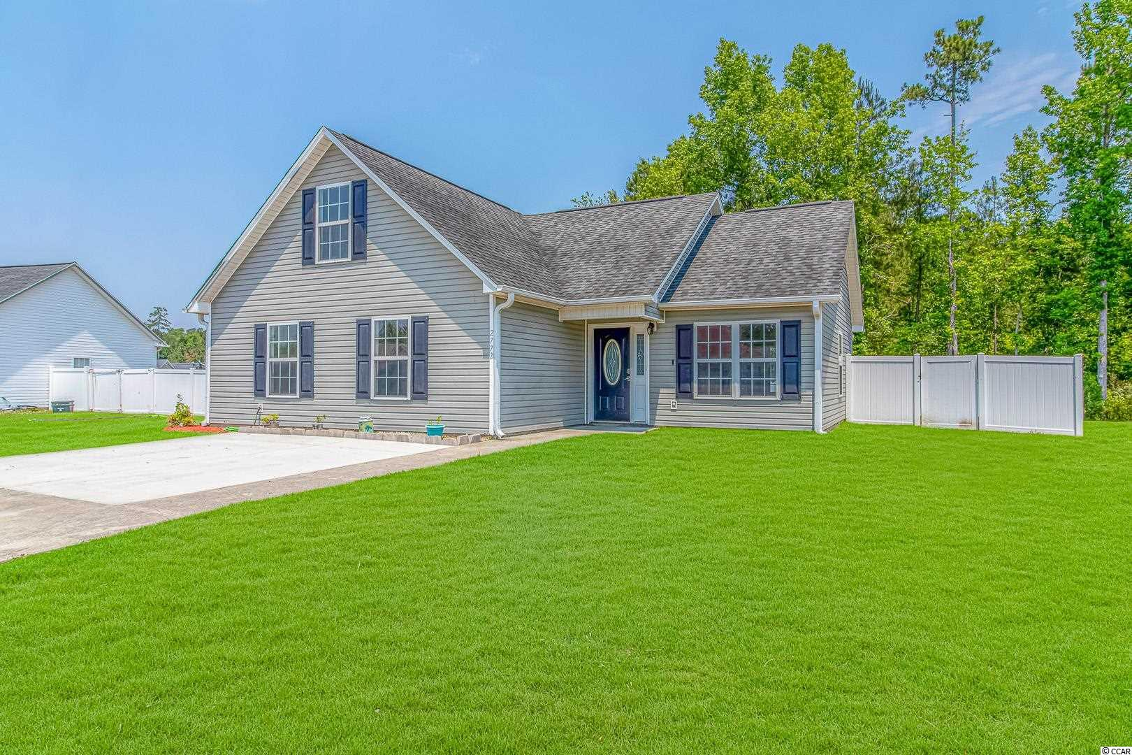 Back On the Market! 1, 2, 3, 4, 5 Bedrooms! Plus a Bonus Room. Plenty of space for the whole gang. Quiet neighborhood with a full fenced in yard. Don't miss this home with limitless potential.