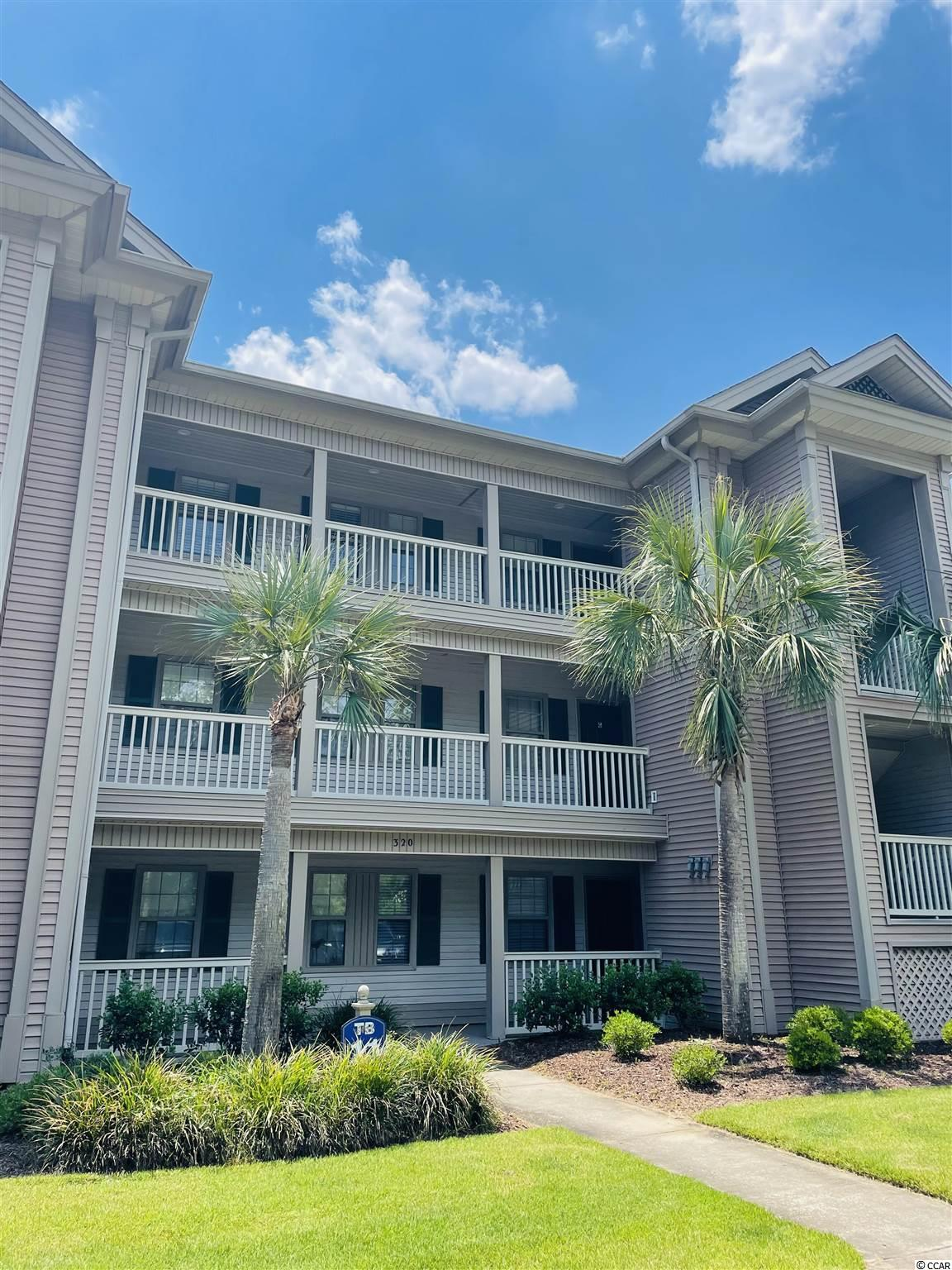 Welcome to the True Blue Neighborhood. This beautiful neighborhood sits right on the True Blue golf course and has lots of area for walking and biking. Less than three miles from Pawleys Island Beach. 2 bed / 2 bath unit on the first floor with a nice screen porch that has beautiful views of the golf course. True Blue offers great amenities such as a huge pool and tennis courts. This condo must be seen in person to appreciate and will not last long.