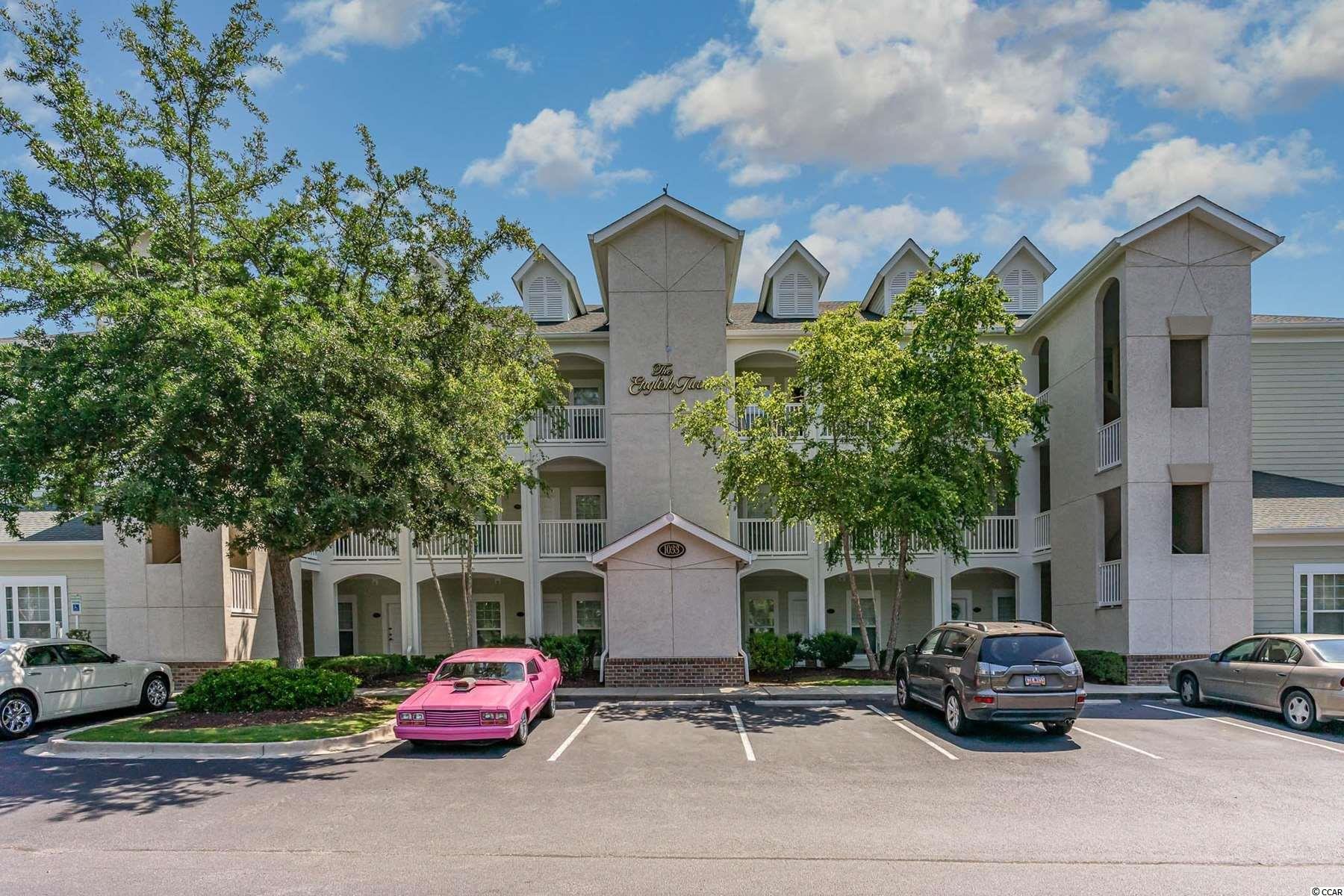 Welcome home to your new furnished 2 bed, 2 bathroom condo!  Located on the 3rd floor in World Tour, this one of the finest golf course communities that Myrtle Beach has to offer. Fall in love with the private balcony and enjoy the  relaxing golf course views. Whether you are coming to visit the beach for a few days, looking for an investment property for some extra cash, or you come for vacation and never want to leave, this fully furnished unit is perfect for you! The kitchen features high ceilings, beautiful white cabinetry, white appliances, and granite countertops. World Tour is conveniently is located close to everything! Broadway At the Beach, Tanger Outlet, Market Common, Coastal Grand Mall has endless choices or food and entertainment. Be sure to schedule your ShowingTime appointment today! This one won't last long!