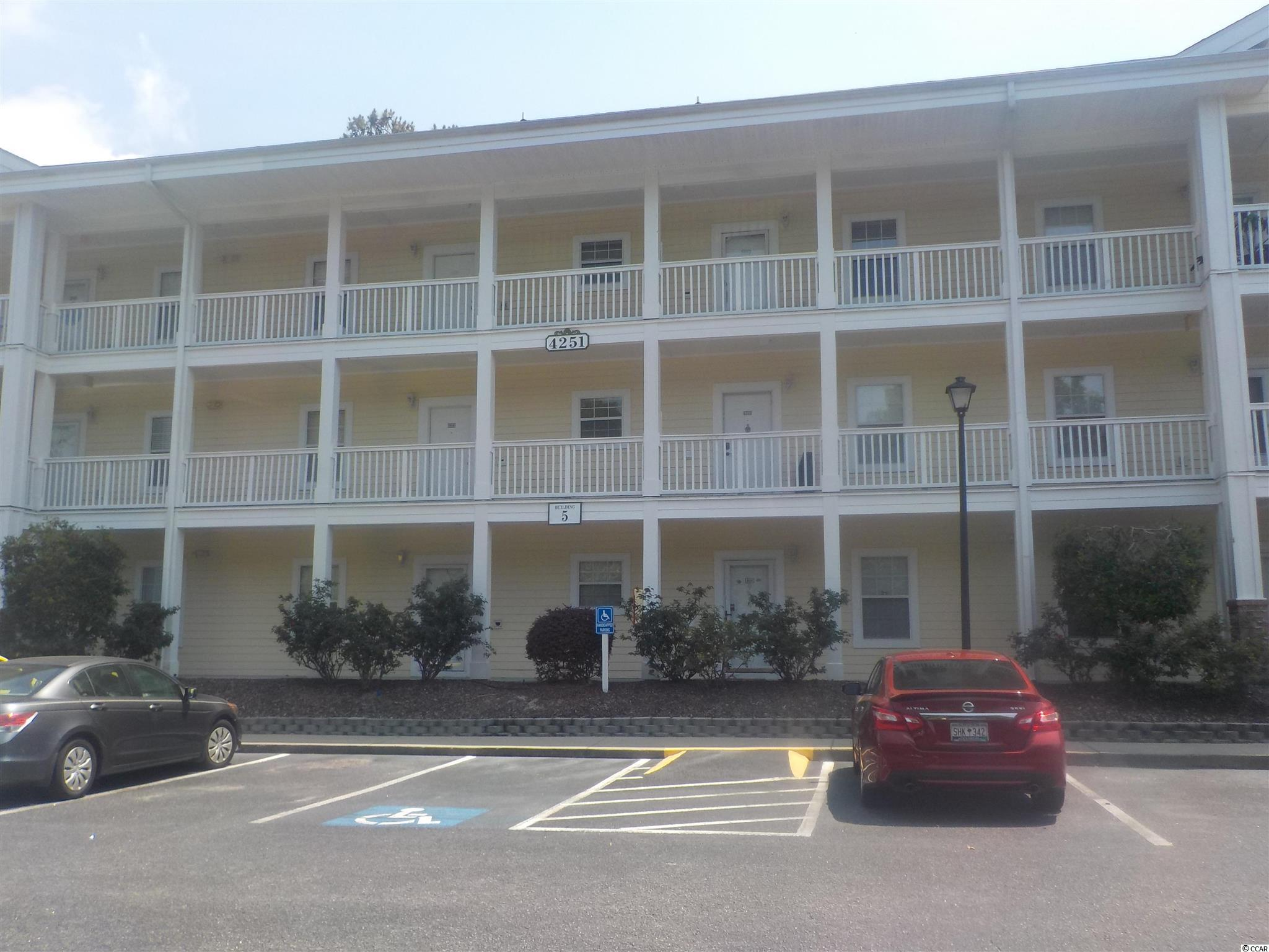 Large one bedroom and bath condo on the third floor. Selling furnished. A must see. Located close to pool and barbecue area. HVAC 2014, new refrigerator 2019, dishwasher 2020. New commode and garbage disposal too.  Subdivision has 3 pools and places to barbecue on sight. Close to beach and shopping. Little River gem!!! Condo has a tenant until Aug 31, 2021.