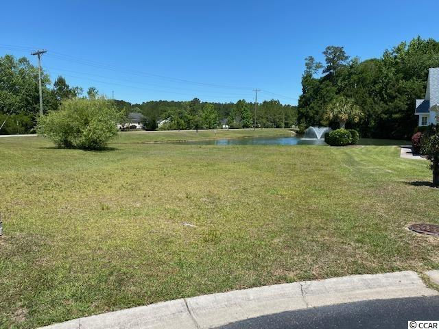 Awesome lot at the end of a cul-de-sac in Osprey Cove 5. Centrally located and close to the 707 and the 31, mere minutes away from golf, shopping, Atlantic Ocean, Waccamaw River, entertainment, excellent dining and more. Build your dream home in this highly desired neighborhood!