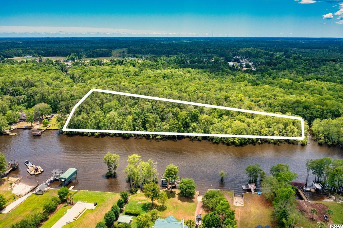Come build your dream escape in beautiful Myrtle Beach on the Intracoastal Waterway!  With ultimate privacy at the end of the road, this is the perfect spot for you to enjoy waterfront living with ICW access.