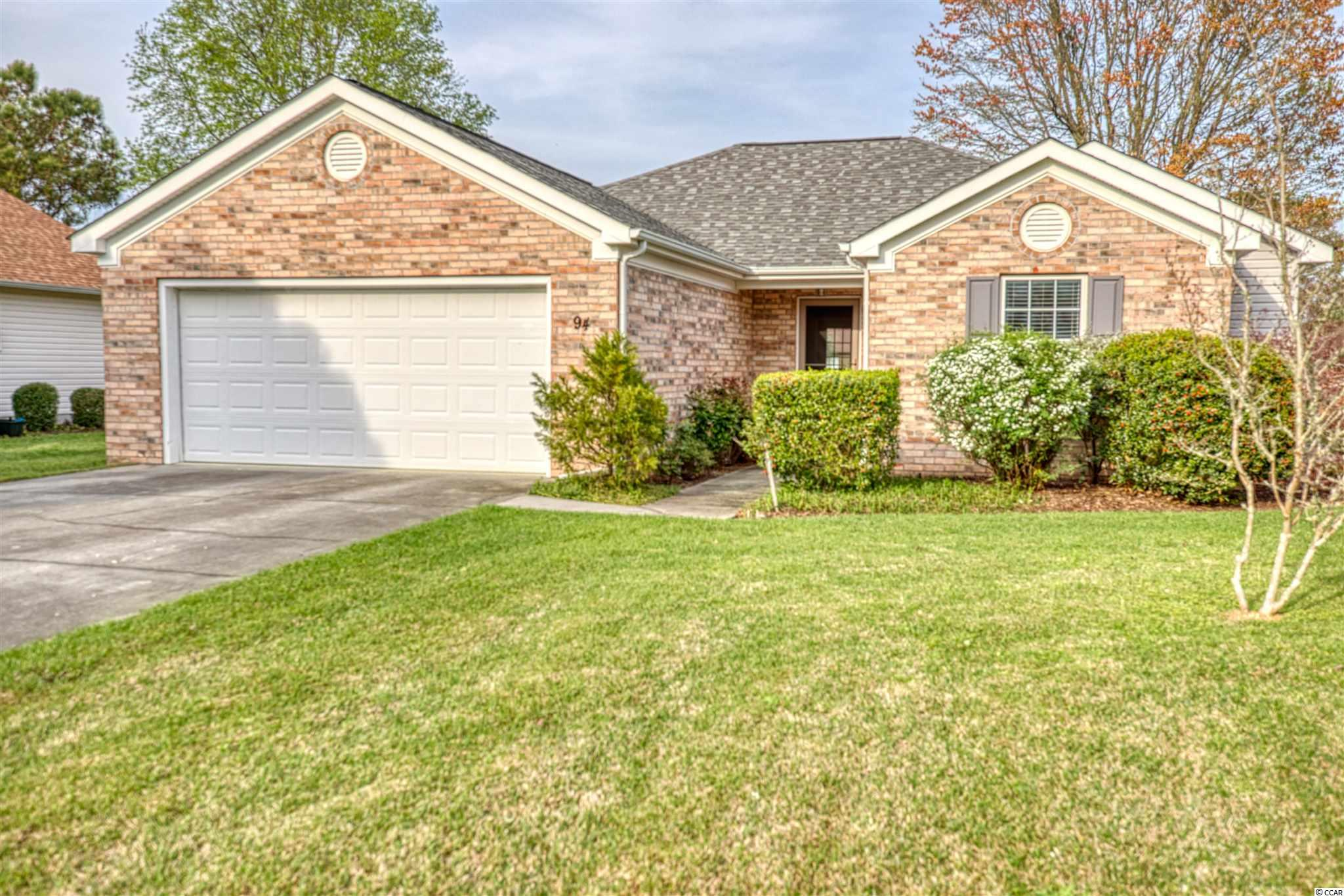 This three bedroom two bath home is located in the very desirable neighborhood of Pawleys Retreat.  Beautifully maintained home with LVP flooring, custom cabinetry, stainless steel appliances, wainscoting, split bedroom plan, two car garage and peaceful fenced in back yard overlooking the lake.