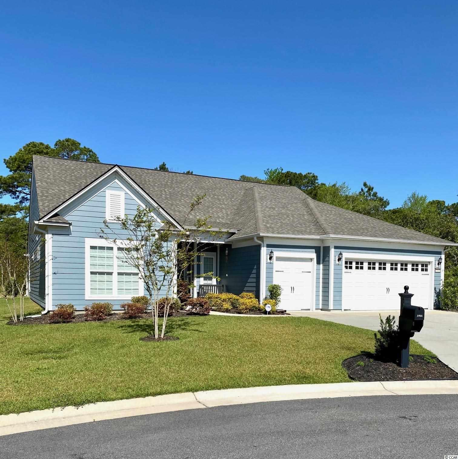 4 year like new, popular Dunwoody Way Floorplan in the exclusive, gated section of Amherst in Berkshire Forest.  UPGRADES GALORE!  Hardie Plank, 30 yr architectural shingles, radiant barrier roofing, Gutters, Gourmet Kit w/ 5 burner gas cooktop, microwave, wall oven combo, french door refrigerator, Stainless Appl., Vent Hood, Pantry, Pendant Lights, Granite countertops & Farm Sink.  Oil Rubbed Bronze Lever Door Handles, Faucets & Accessories. Wide Plank Hwds, Tile, Gas FP, 5 Ceil. Fans, Bonus Rm. 3 Car Gar w/ workbench & built-ins, Lau/Mud Rm. w/ Washer/Dryer, Built-In Drop Center, Cabinets & Lau Sink., Irrigation System, Great Rm, Sunroom, Screen Porch w/ Custom Privacy Shades, Extended Patio, 3 BR's, 3Full Baths, Office, Crown Molding, Private Lot w/ trees in back and side, Security System & Flood Lights. MBR w/ Tray Ceil, MBath w/ Dbl Sinks, Makeup Vanity, Huge Shower w/ Tile to the ceil, Walk-In Closet w/Built Ins, Firepit, Gas Grill Hookup, Wainscotting, Upgraded Front Door.  Amenity Center, Swimming Pool, Dock, Beautiful Lake, Tennis & Basketball.  Only home for sale in Gated Section at time of listing.  One look and you are going to want to make it YOUR HOME!
