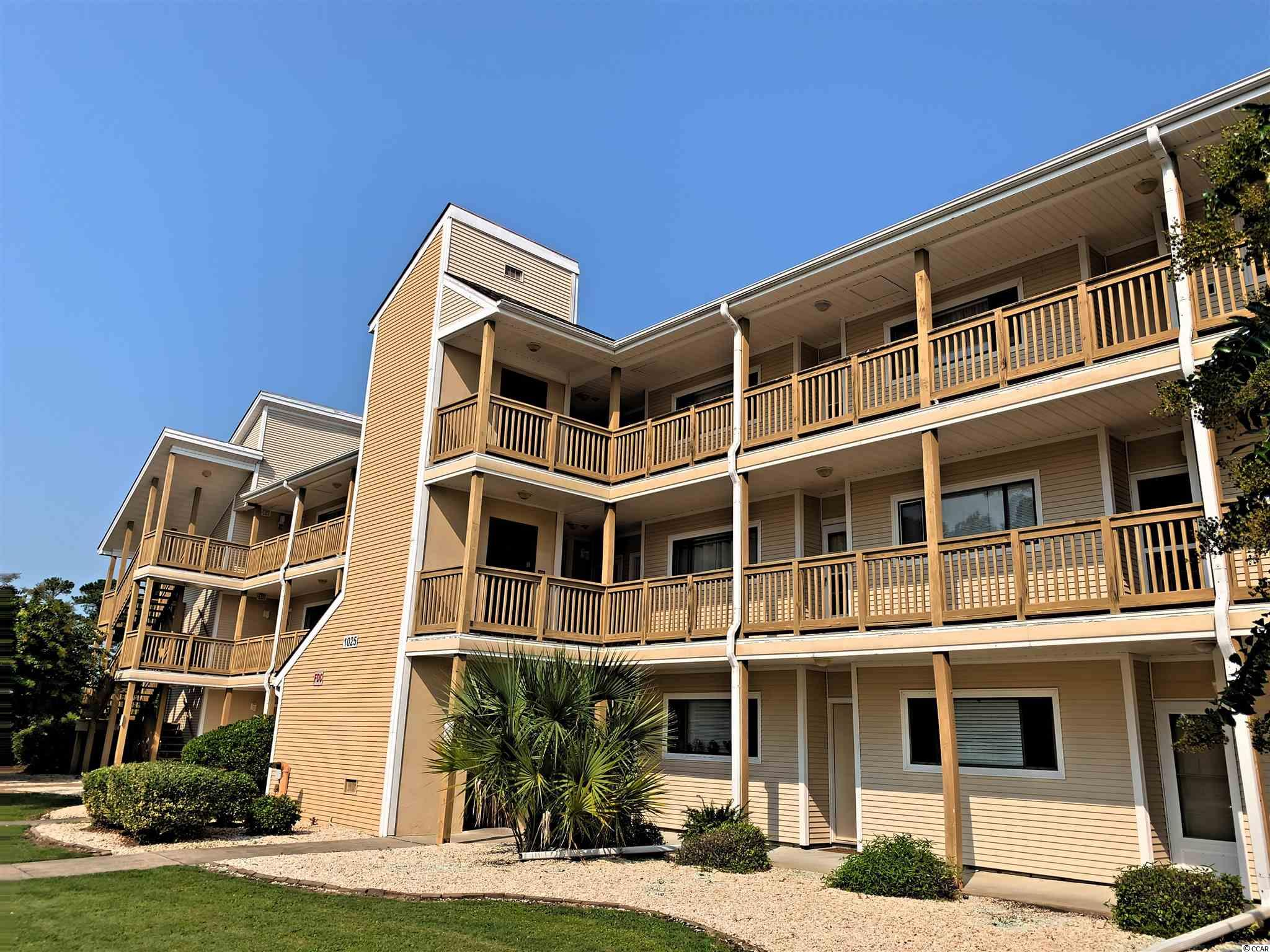 Welcome Home To This Bd/1Ba Jewel That Is Just 2 1/2 Miles Away From The Majestic Atlantic Ocean! This Condo Is Located In A Great Location And Close To Everything.* HAS ELEVATOR, WASHER and DRYER & POOL ONLY KNOWN UNIT IN BUILDING TO HAVE WASHER & DRYER. ONLY THE 3RD FLOOR HAS THE EXTRA WINDOWS ABOVE THE SLIDERS, CATHEDRAL CEILINGS AND VERY LOW HOA FEES*  The Property Is Bright And Airy With Lots Of Glass And Many  Upgrades And Renovations Have Been Done To This Property. The Carpets Have Been Removed And Replaced With 34 Inch Plywood And Laminate Click Floors, Bathroom Floors Have Been Installed With And Subfloor Replaced, Bathroom Vanity And Toilet Installed,  Kitchen Cabinets And Counter Top Installed, Backsplash Installed, Wiring And Drain System Professionally Installed For Hook Up Of Washer/Dryer In Kitchen Pantry, Sheet Rock In Entrance Way Hallway Removing Ceiling Tiles And Appliances Have Been Replaced. Bay tree Golf & Racquet Has A Large Community Pool And Pool Deck. Close To Shopping, Restaurants, Grocery Stores, And Right Across From The Hospital. Come See This Quaint Condo In Little River; Home Of The Blue Crab Festival!