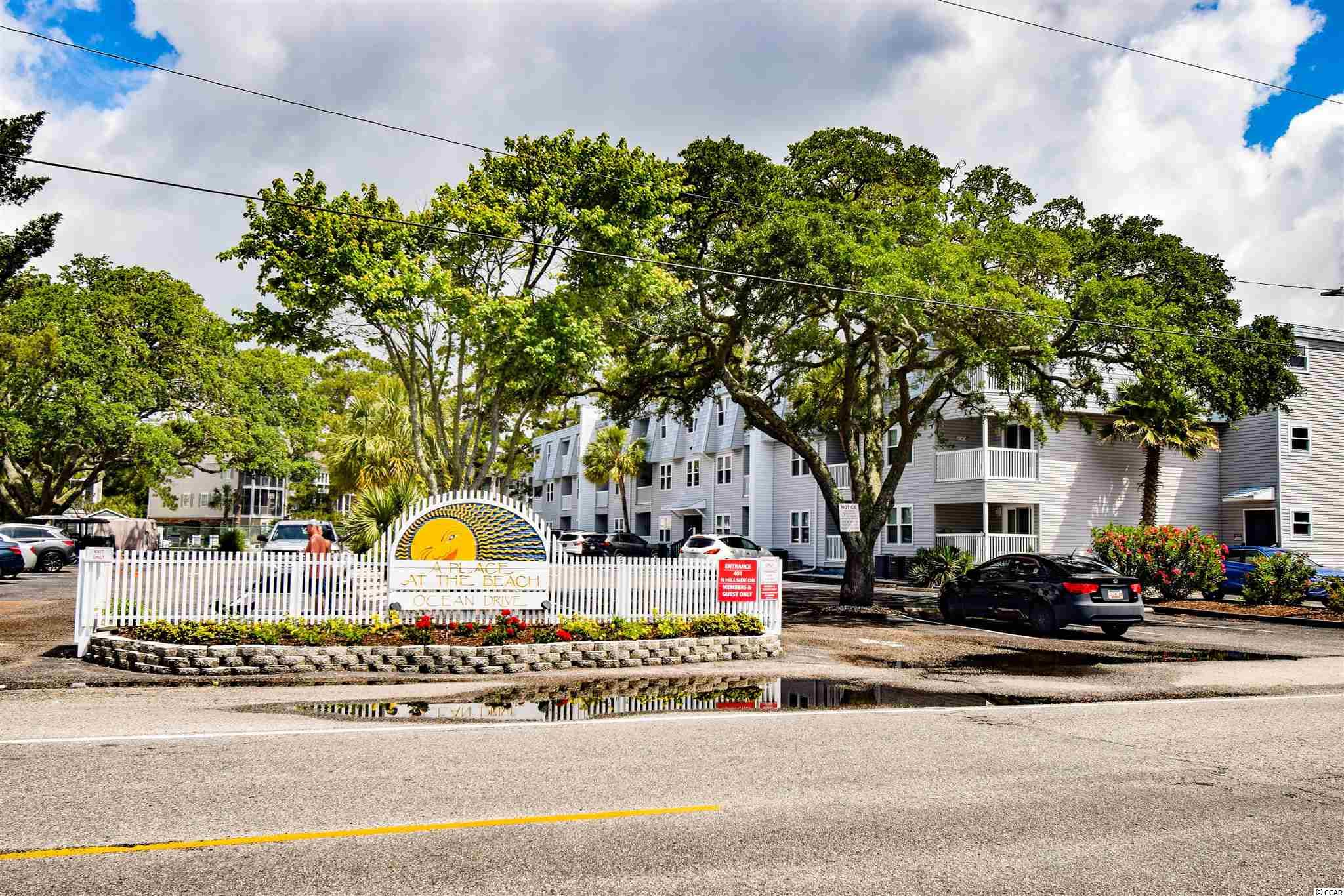 This 2 bedroom/1 bath unit is located in the Ocean Drive section of NMB. Fully equipped kitchen with all the comforts of home. The unit is on the 2nd floor. The building does NOT have an elevator.   The Living Room has a flat screen cable TV/DVD. Free WiFi in unit. The functional kitchen has a stove, refrigerator, microwave and Keurig. The master bedroom has 1 King size bed and cable TV/DVD. The guest room has 2 Full size beds and cable TV/DVD.  Balcony doors were replaced in 2020, New HVAC in 2019 along with new refrigerator and oven/stove. ONLY ONE BLOCK TO BEACH
