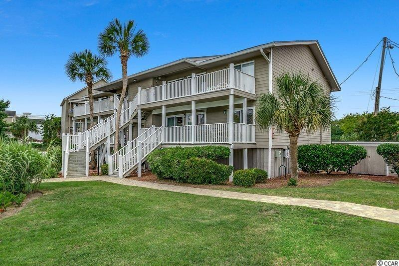 Incredible opportunity to own a 3 bedroom 2 bathroom condo across the street from the ocean in Surfside Beach, SC!  Floral Villas is a hidden gem with only 20 units, plentiful green space, and a large private pool, just steps to the ocean!  This first floor end unit is being sold furnished and most items are NEW, including living room, dining room, master suite, and even the tv's!  Many updates/upgrades have recently been completed including a brand NEW kitchen (Jan. 2021) with NEW cabinets, NEW stainless steel appliances, NEW granite, NEW storage cabinets and beverage fridge, 3 NEW balcony sliders, NEW roof in 2021, NEW HVAC in 2019, and the ductwork was cleaned out and an infrared light was installed in 2019. The NEW master bath was also completed in 2021 and includes a NEW tile shower, NEW toilet, NEW tile, NEW vanity, NEW fixtures and lighting. The vanity area was walled off and a pocket door was installed allowing privacy from the master bedroom. The master bedroom paneling was removed and drywall and crown molding were added, as well as NEW bedroom carpeting.  All bedrooms and the living/dining area have slider access to the covered balconies in the front and rear of the unit.  The large covered outdoor living space overlooking the pool is the perfect place to relax and catch a glimpse of the ocean.  This complex is only 4 blocks from the Surfside Pier, dining, and live music!  Act fast, this unit will not last!