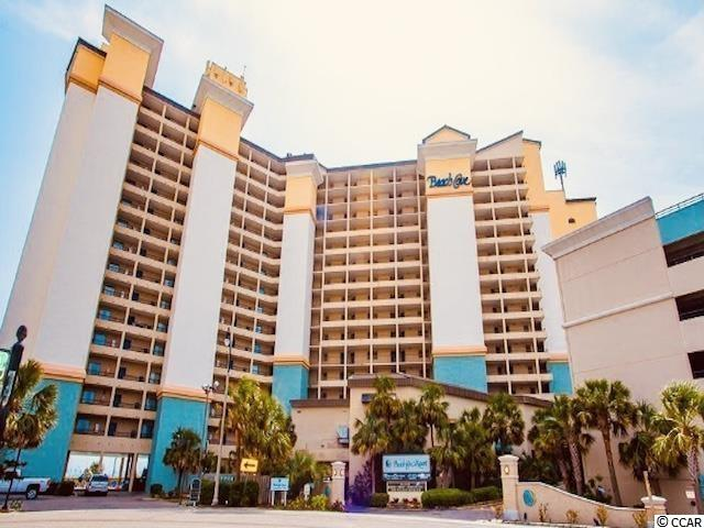 Paradise Found!  This one bedroom condo has enough sleeping room to accommodate 6, or just use as your personal escape.  Offered furnished. Generate great rental revenue or use as your own beach home. Current Owners have added lots of love, as well as an HVAC in 2016.  Beach Cove is located in the coveted Windy Hill section of North Myrtle Beach.  Your condo is ocean front with great ocean-front vistas from inside the condo or from your private balcony.  Venture down to the onsite restaurant/grill or have a drink from the tiki bar, all just steps to the beach, or enjoy one of the pool areas, or hot tub.  Being in Windy Hill gives you plenty of options for restaurants, shopping and golf in either Barefoot or all along North Myrtle Beach and the Grand Strand.  Convenient parking in the Beach Cove Parking Deck.  The condo is currently on a rental program with an off-site management company, but the new owner could elect to either rent through the onsite rental desk or not rent at all after honoring the rentals that begin within 90 days of their deed recording.   Get your Summer underway!  Schedule your showing today!