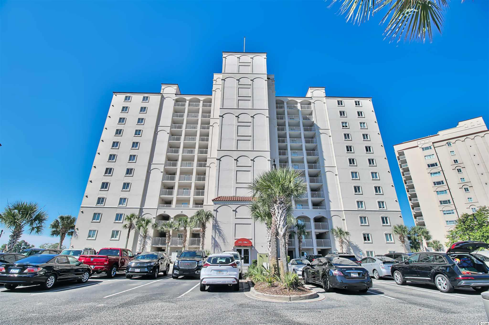 You'll think you're looking at a professionally decorated model. This condo is in excellent condition. The stainless steel appliances are almost new. Selling furnished. The current owners use this as their 2nd home. They have never rented it. This 1st floor, corner condo has a great view of the Intracoastal Waterway, the boat marina and Barefoot Landing. During the summer you have a ring side seat of the Monday night fireworks. And it's just a very short walk to the large community pool. The unique floor plan is set for rentals giving you 3 units all with separate entrance doors or a combination of one or two bedroom units. If you're looking for a large, upscale condo you have to check this one out. Check it quick. It will not last long. Square footage is approximate and not guaranteed. Buyer is responsible for verification.