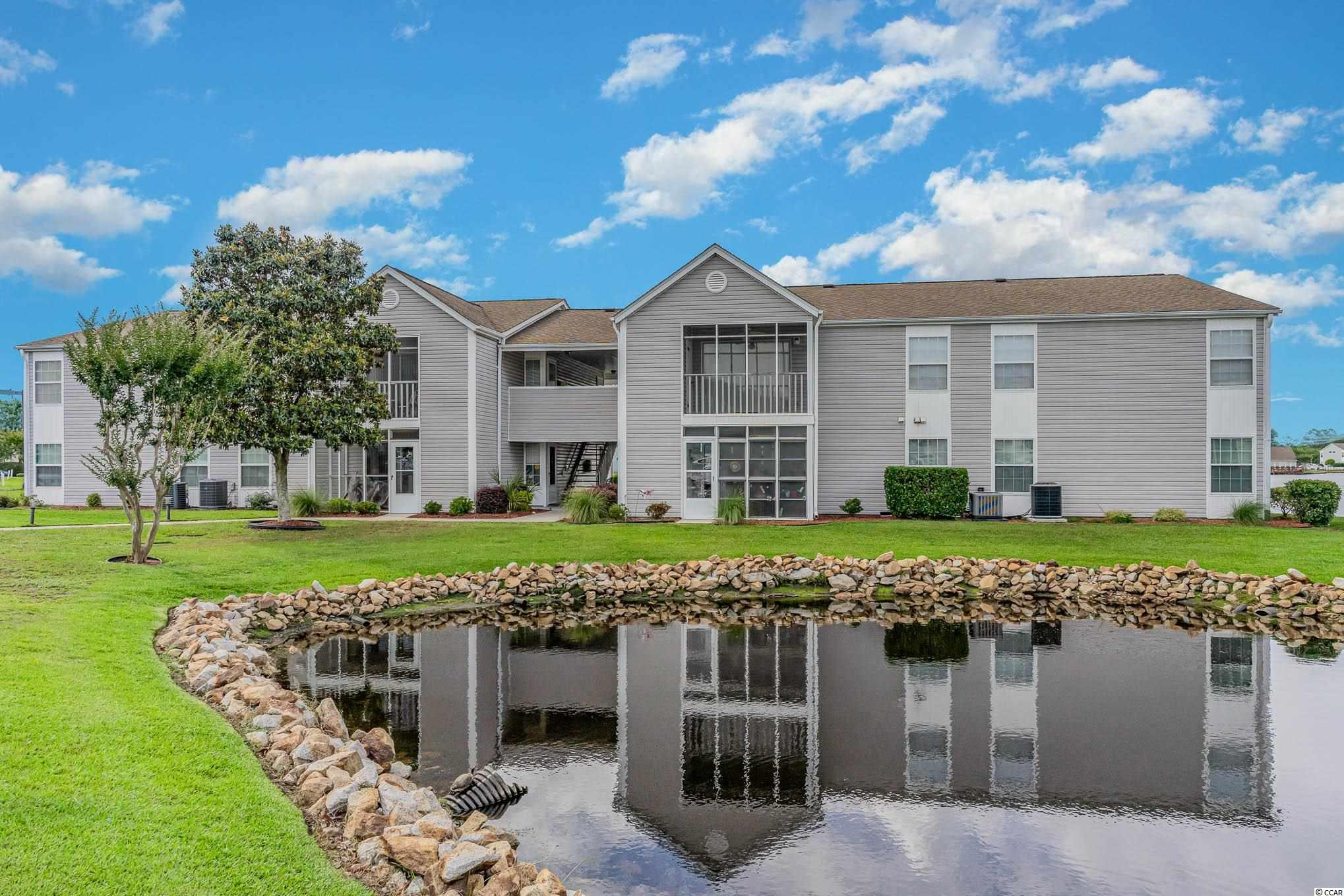 Surfside Beach rare 3 bedroom condo with 2 full bath. Community pool included at South Bay Lakes. Very short drive to the ocean with easy public parking available at the beach. Call now before this property is sold with questions or to schedule a showing.
