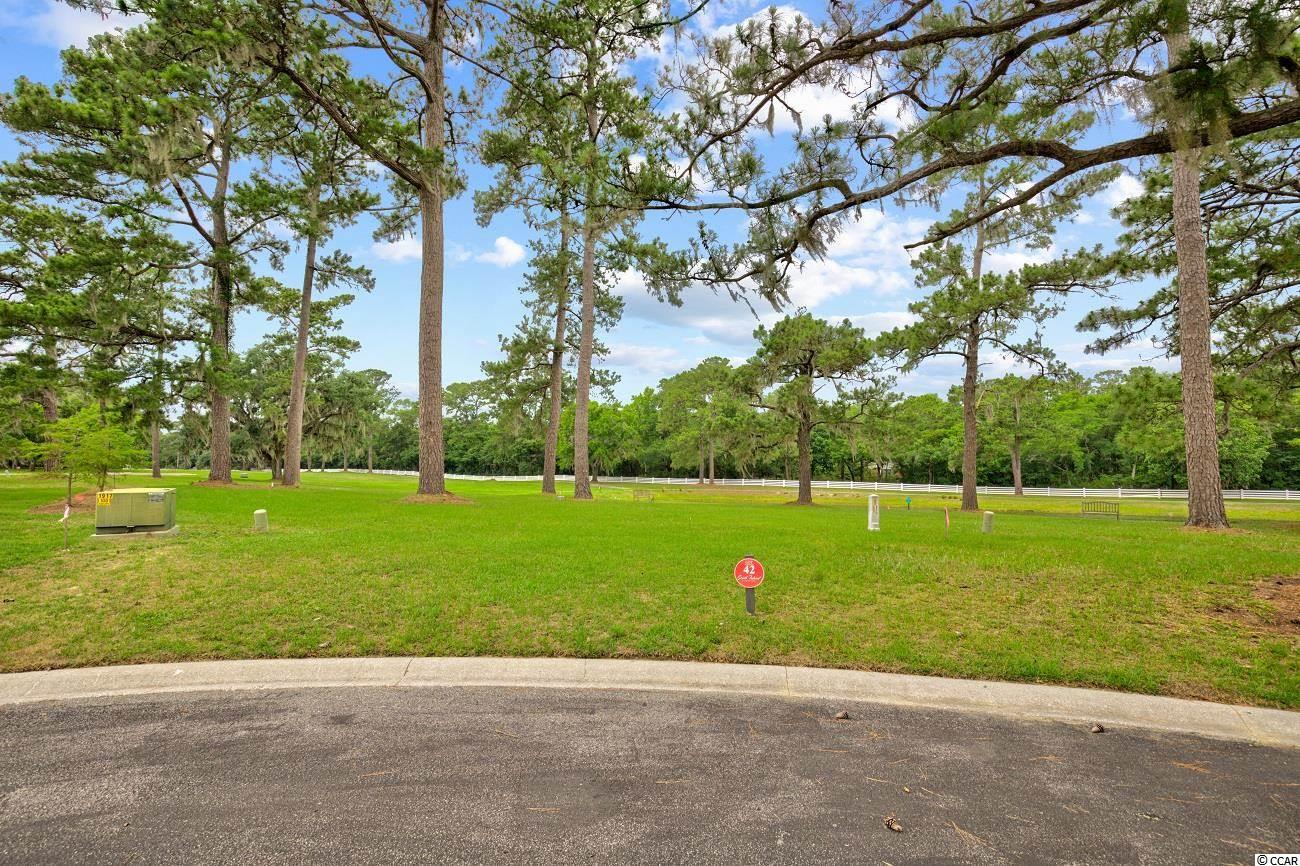 This residential lot is located in beautiful South Island Plantation, a gated community along the Winyah Bay and Intracoastal Waterway near historic Georgetown. The size of the lot is .39 acre. Community amenities include a pool and a 5,000 square foot clubhouse equipped with a fitness center and kitchen. Walking trails featuring large oak trees wind throughout the community. Natural gas is available in South Island Plantation. A secured RV/boat storage area is available for property owners. Build the home you've always dreamed of!