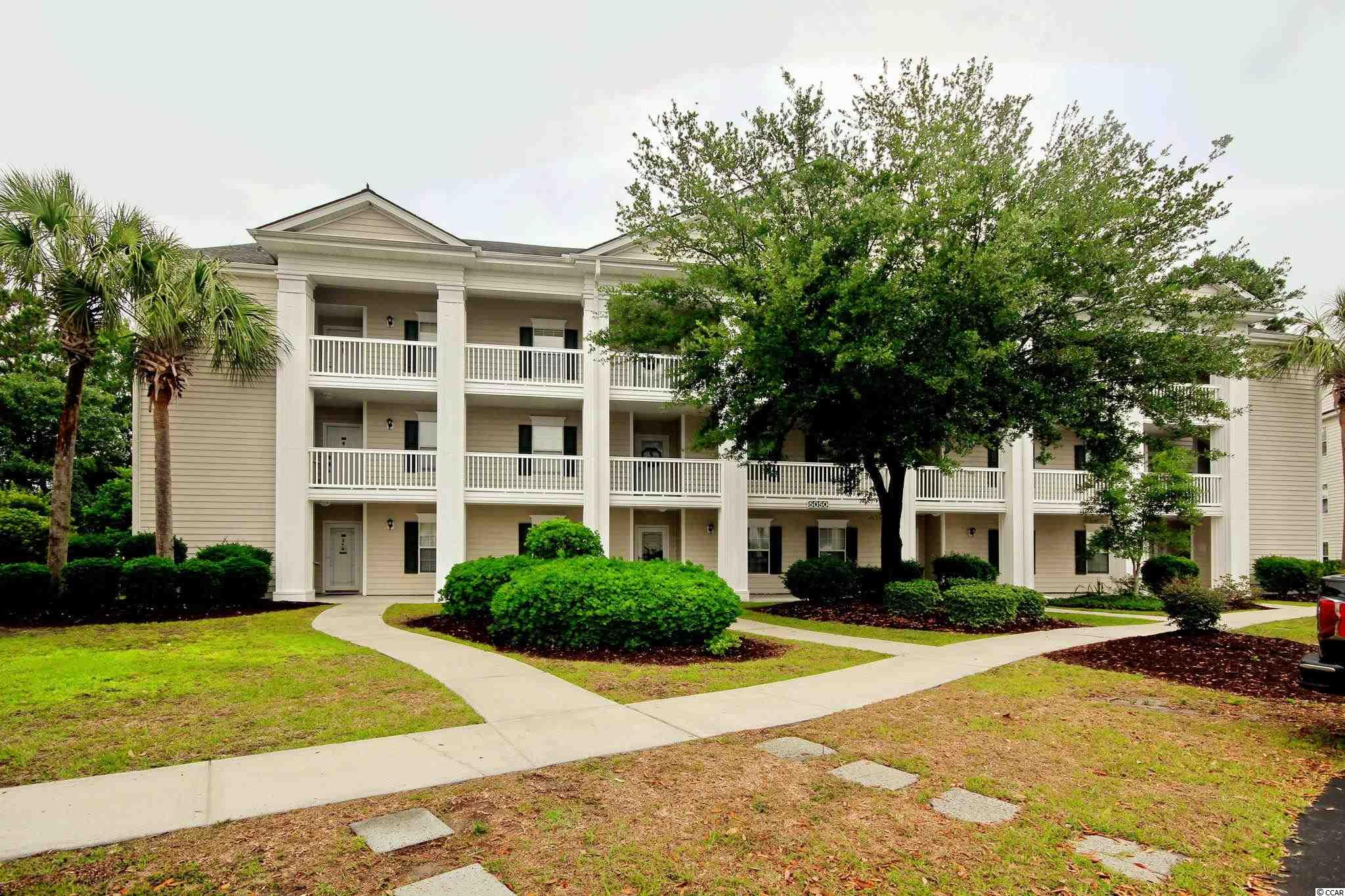 Welcome to this beautiful updated condo overlooking the Wizard Golf Course. There are many upgrades including new kitchen appliances, hot water heater, HVAC was installed in 2019. There is plenty of storage and closets. There is a pool and grilling area to enjoy and relax at. You are close to all your conveniences and a short ride to the beach.