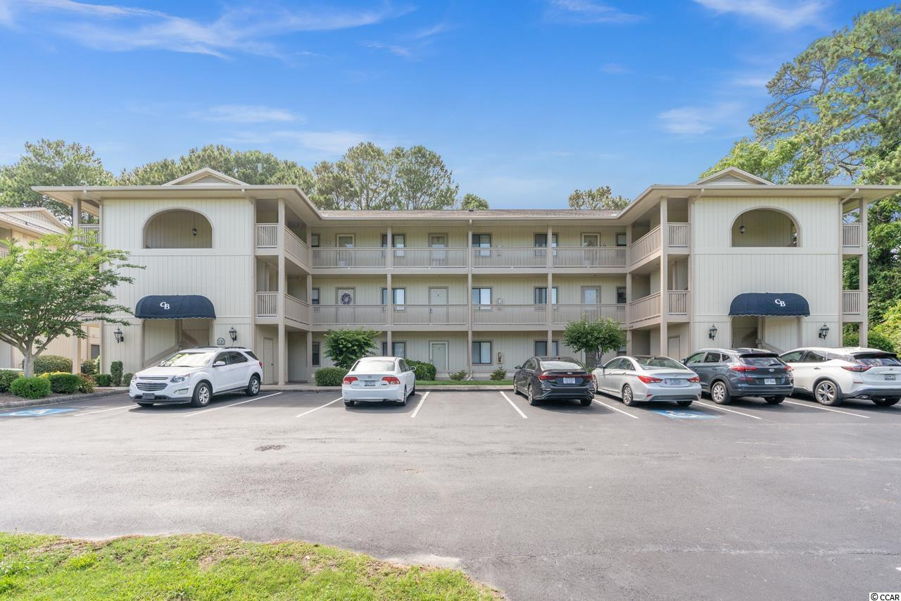 Located in a very desirable Little River condo community with the most affordable HOA dues, not to mention these dues include the building insurance, internet, cable tv, water, sewer, trash, pest control and an outdoor pool! This condo has never been rented and has only been used as a second home for the current and original owners; however, it may be rented short or long term, used as a second or primary home.  Located in the last building in the community means less traffic and more privacy.  The community is less than 1 1/2 miles to the Little River Waterfront, home of the famous Blue Crab Festival and only 5 miles to Cherry Grove Beach, SC and 9 miles to Sunset Beach, NC.
