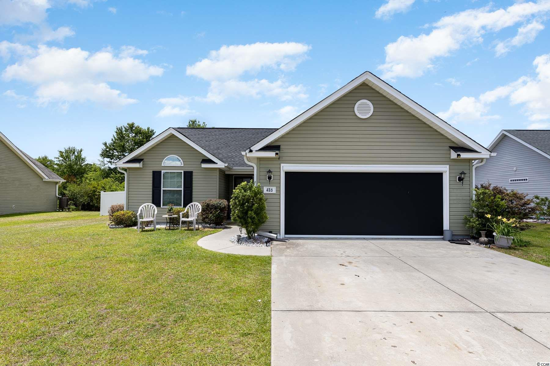 Don't miss your opportunity to own a 3 bedroom, 2 bathroom home located in the community of Rosedale. Located just a short drive from the historic downtown Conway with low HOA fees. This open floor plan home offers tall vaulted ceilings in the main living, kitchen and dining areas. The kitchen is equipped with upgraded appliances, a breakfast bar and plenty of cabinets for storage.  The master suite features tray ceilings with a ceiling fan, a walk-in closet and an ensuite bathroom that includes an oversize whirlpool tub. Enjoy a morning coffee in your Carolina room, and evening swim in your private above ground pool with a large built around deck in your fenced in backyard. Rosedale is perfectly situated close to schools, shopping, dining, golf, and all of the Grand Strand's famous entertainment attractions, and just a short 30 minute drive away from the beach! You won't want to miss this. Schedule your showing today!