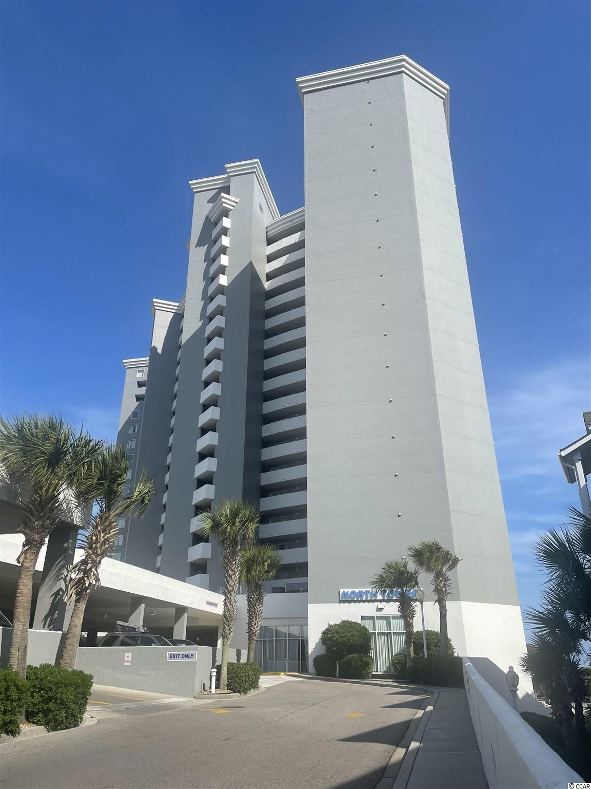 The North Side of Myrtle Beach, true forward facing OCEANFRONT with views from the living room and kitchen, 1 bedroom, 1 bath condo in highly desirable Seawatch North Tower in the heart of Myrtle Beach. This furnished condo offers an open floor plan with large living area, updated NEW wood-look porcelain tile flooring installed spring 2021. New sleeper sofa in living room, granite counters, mounted Tv in living room and fully stocked kitchen, breakfast bar, dining area and large bedroom. Step out onto the balcony to relax and enjoy the unlimited ocean views. Seawatch has it all!  Amenities include private beach access, indoor and outdoor pools and lazy river, fitness center, and an onsite cafe'. It is located in the Arcadian Shores area, near restaurants, golf courses, Tanger Outlet shopping,  and nearby entertainment. This is a perfect investment opportunity or second home....schedule your appointment today to see this gem!