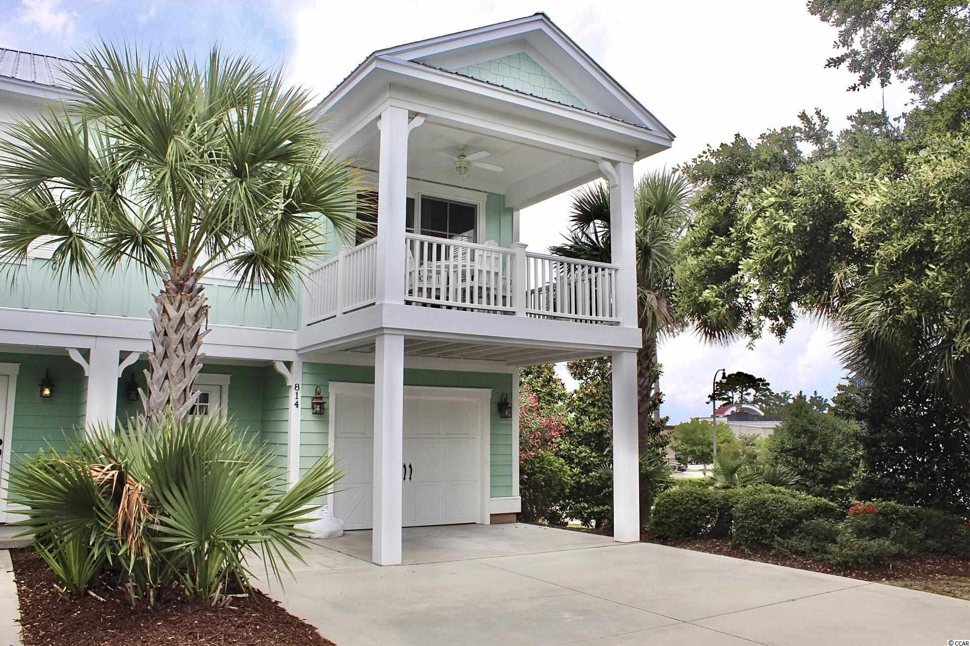 Spectacular Townhome located in the prestigious North Myrtle Beach Plantation – Plantation Villas. This resort style 2 Bedroom / 2 Bathroom unit with a single car garage is a MUST SEE!!! This unit is plentiful in upgrades galore. From the many upgrades in the unit itself, to the amenities which includes the beautiful Atlantic Ocean, a 2.5 acre ocean front pool area with many pools, a swim up bar, lazy river, Cinzia Spa, 21 Main Prime Steakhouse, walking distance to Barefoot Landing, a shuttle bus and many many more. Whether you are looking to own a little piece of paradise as a primary, secondary or investment property, with this home YOU CANNOT GO WRONG!!!  Contact us today for a private showing, this beauty will not last long!!!