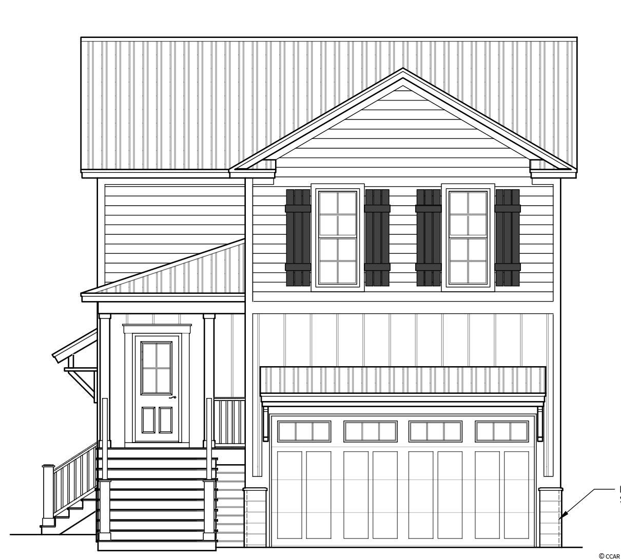 Great home starting soon in Marshland Park.  This 3 bedroom open floor plan on Sunrise View has all the finishes you are looking for.  Custom cabinets, solid surface counters, LVP flooring, Hardie plank siding, tankless water heater, etc.  HOA cuts your grass.  We are running low on inventory so call today!  Pictures are of a similar model.