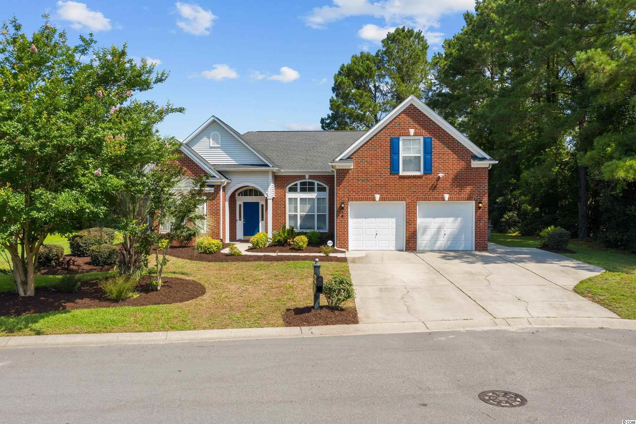 ***HUGE PRICE IMPROVEMENT!** Here's your opportunity to live in the much desired Long Bridge Subdivision of Barefoot Landing of North Myrtle Beach!  This floor plan has 2 master suites with private bathrooms, an open floor plan, extended garage and bonus room with bathroom over the garage.  The front room has French doors and is set up for an office, but can easily be an additional bedroom, Carolina Room, Bay windows, 2 flat screen TV's convey, and there's a Ring system in place - all you need to do is hook them up. The HVAC system was replaced in 2020, new roof in 2014.   This home sits on a very private large lot in a cul-de-sac w/sprinkler system.  Call today to come enjoy the beautiful Barefoot life! *1 of the owners is a SC licensed referral agent.