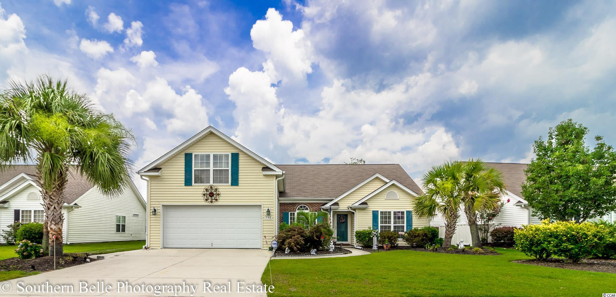 Location, Location, Location!!  This beautiful lakefront home is conveniently located in the prestigious Hillsborough neighborhood.  Located off of Highway 90 and approximately 1 mile away from the International Drive extension, this home is only a short drive to all of the great beaches, restaurants, dining, and shopping that Myrtle Beach, downtown Conway, and North Myrtle Beach have to offer.  Come home to this amazing 4 bedroom/2 bath home with approximately 2300 heated square feet!  This home features a kitchen that has been updated with gorgeous granite countertops and brand new appliances!  The formal dining room is also gorgeous with its cathedral ceilings.  With a spacious Master Bedroom on the first floor and 2 additional guest rooms on the first floor, this home is perfect for families of all sizes.  No expense was spared in the building of this lovely home.  There are many upgrades throughout including new carpet, granite countertops, toilets, appliances, etc.  Enjoy the beautiful views of the community lake from every room or from the relaxing screened porch.  The charming wooded Hillsborough neighborhood also has a large community pool, playground, and clubhouse for all of your entertaining needs. Don't miss your chance to make this house your dream home!
