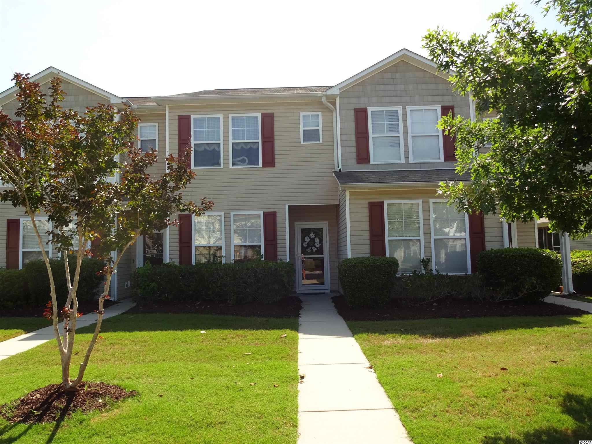 Gorgeous, well maintained 2 bedroom, 2.5 bath move in ready townhouse.  The main living areas are all on the first level; dining room, kitchen, living room, half bath, large storage area under the stairs, and a screened-in porch. The rear porch has an attached storage closet and private tree lined view. Kitchen features a breakfast bar and pantry and has been updated with granite countertops and shiplap ceiling. The second level features the master bedroom with walk-in closet and bathroom, laundry, linen closet and a guest bedroom with a full bathroom. Perfect for vacation home, primary residence or investment property. Schedule your showing today before this gem is gone!