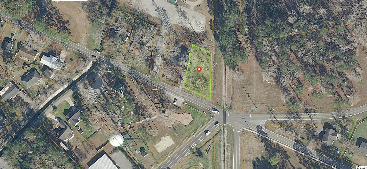 Affordable Opportunity to build your custom home on this very private, corner residential lot located just a couple of minutes from Downtown Conway.  All measurements and features are approximate and not guaranteed. It is the responsibility of the buyer to verify.