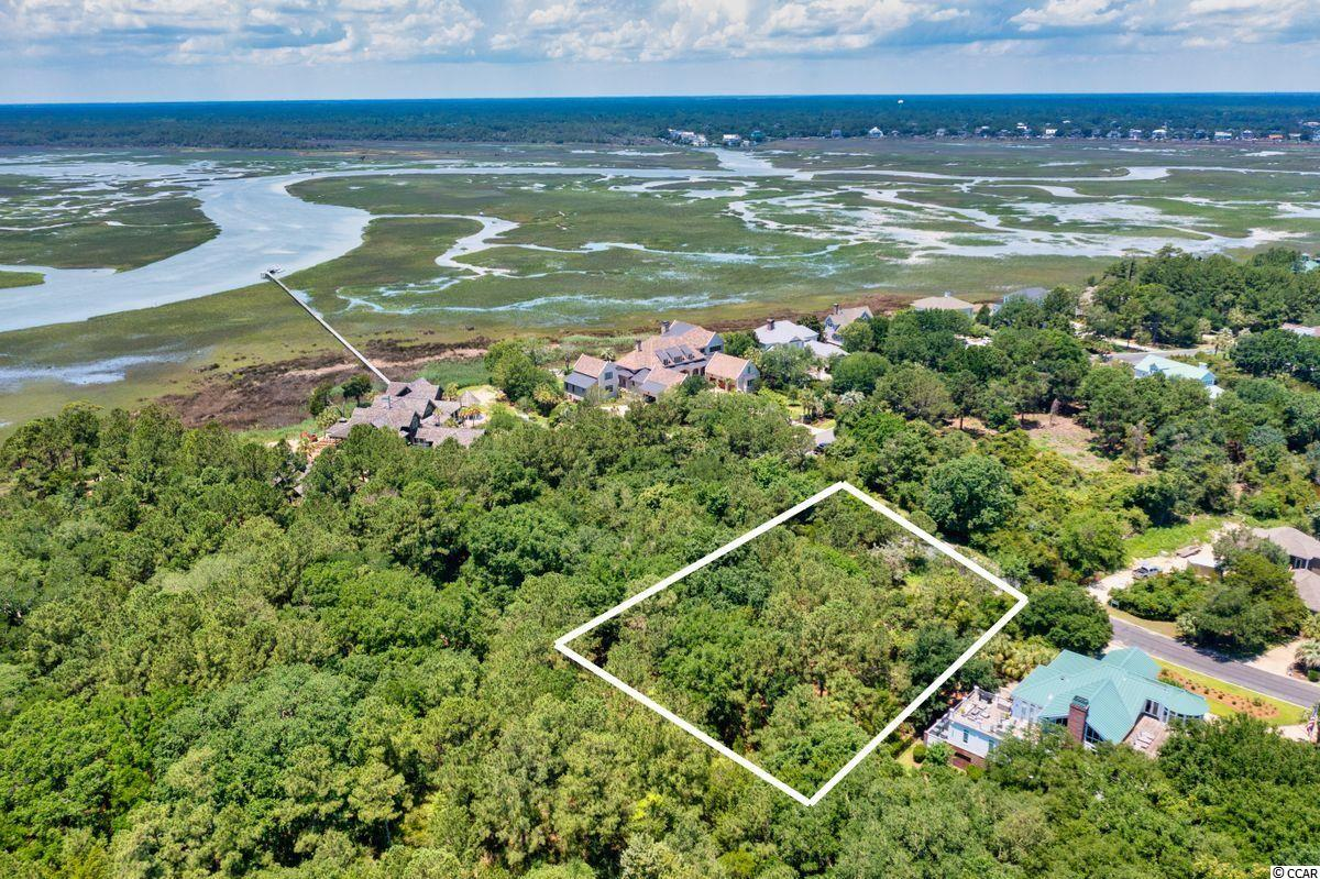 """DeBordieu Island Community -Enjoy the privacy and abundant wildlife surrounding the undeveloped nature preserve neighboring the southern border of DeBordieu - Hobcaw Barony. This large homesite has potential for marsh/creek and ocean views on the South end of DeBordieu island.   DeBordieu Colony is a very private, oceanfront, gated community located near Pawleys Island, South Carolina on the coast between Charleston and Myrtle Beach. The onsite private DeBordieu Club offers amenities such as golf, tennis and multiple dining options to DeBordieu Club members and guests. Natural amenities include miles of beach and tidal creeks, an on-site nature preserve with walking trails and bike paths, and a delightful year round climate. DeBordieu is home to a limited number of fortunate folks that enjoy the finest """"Lowcountry Lifestyle"""" as either permanent residents or second home owners."""