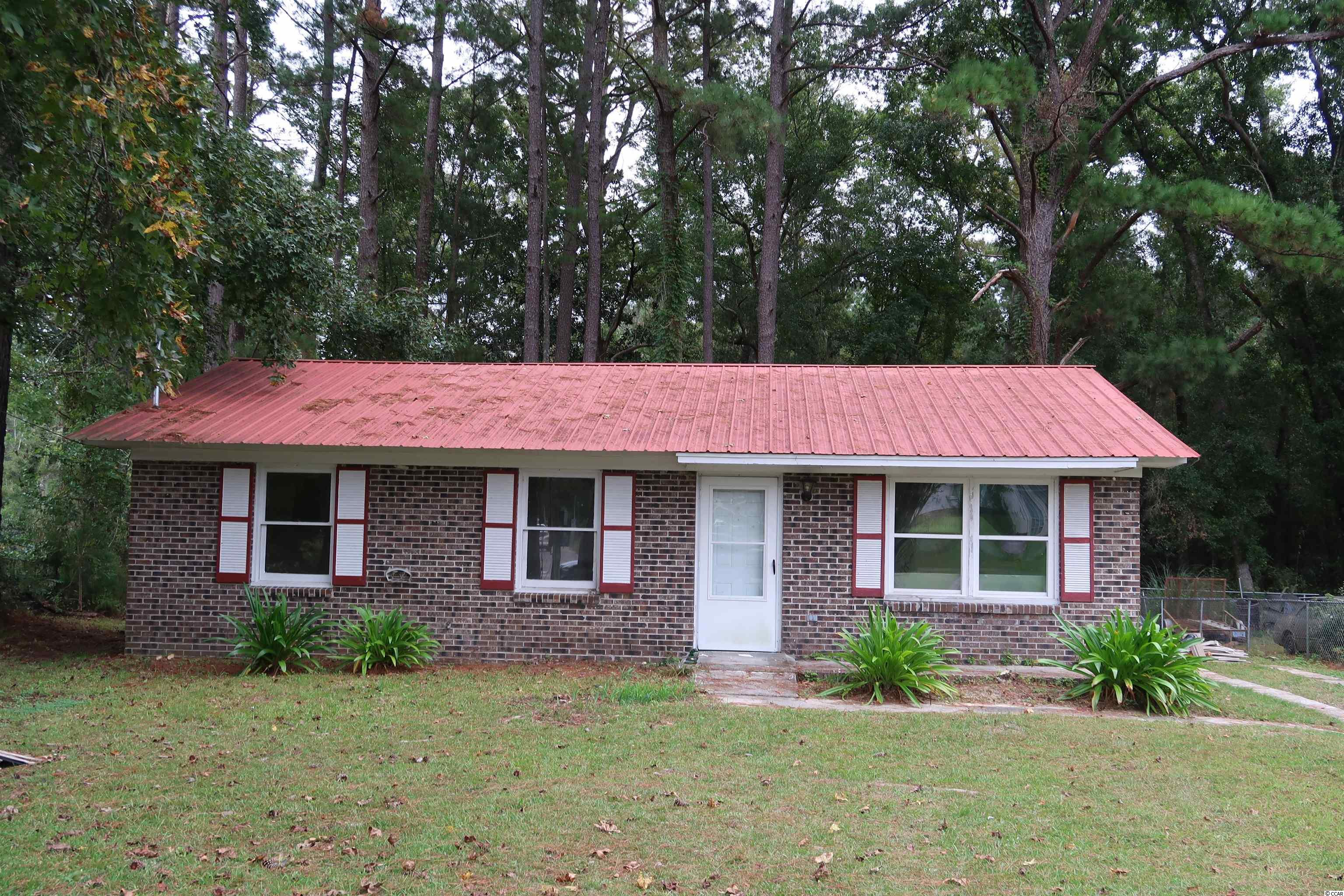 If you have been looking for a home to remodel this property is perfect for you! This property needs plenty of TLC. The home sits on a large 0.44 acre lot with No HOA in the quiet White's Creek Subdivision. Schedule your showing today!