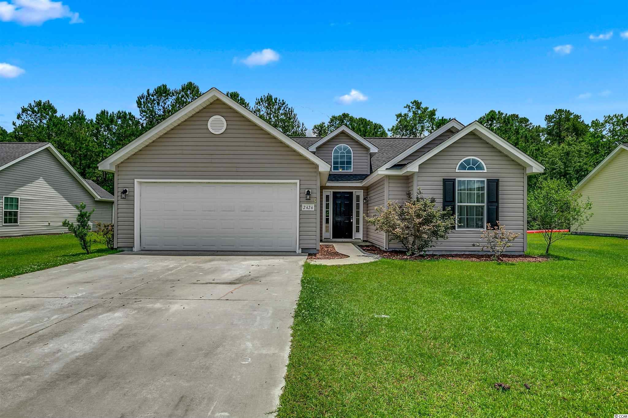 Great value for this 3 bedroom / 2 bath ranch priced to sell in Jordan Estates!  Enjoy neutral colors, vaulted and tray ceilings, split bedroom plan, a desirable open floor plan, dream kitchen with espresso cabinets, dark stainless steel appliances, granite countertops, wooded back yard and more!  Don't delay!