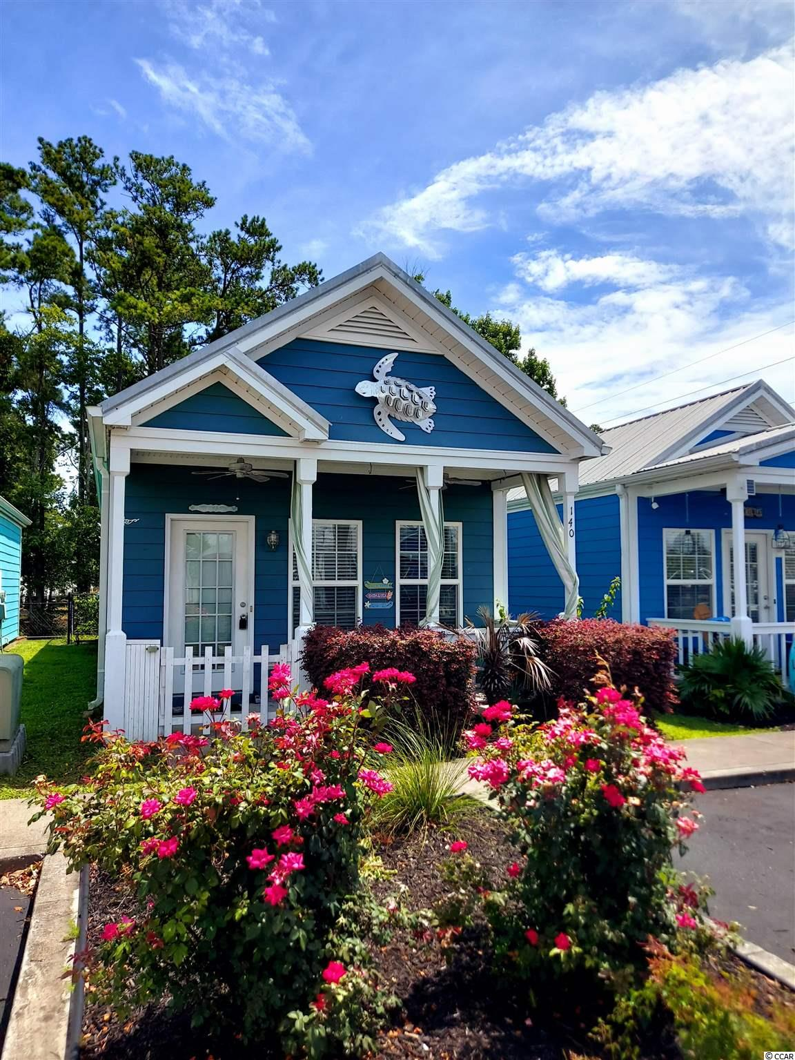 What a great little beach cottage! This perfect little beach getaway is one that isn't going going to break the bank. Extremely close proximity to Surfside/Garden City Beach. Short golf cart ride away. Addison Cottages features a community pool and a private right-of-way off the Garden City Connector. Hardie plank siding and a metal roof. Inside is beach decorated, but, waiting on your own personal design. Come take a look before this one is gone!