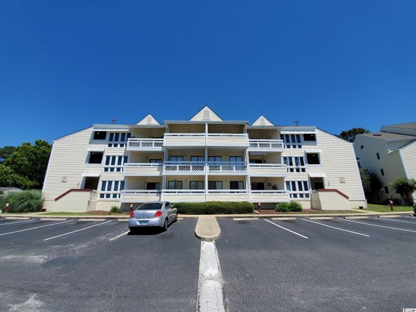 There is plenty of sunlight coming into this North Myrtle Beach Golf and Tennis unit F311!!! There is a bay window at the dining area, a double set of sliding glass doors to the balcony, huge windows above the sliders, and the cathedral ceilings that you get on the 3rd floor. This unit is conveniently located, near Hwy 17 which is the main road north to south along the Myrtle Beach area, to medical facilities, golf, dining, entertainment, shopping, and the sandy beaches of the Atlantic Ocean are not far away. Amenities include an outdoor pool, grill area, and tennis courts, owners are allowed pets, & owners are allowed GOLF CARTS. The HVAC-IS BRAND NEW IN 2020 THE ENTIRE INSIDE AND OUTSIDE UNITS WERE REPLACED AND ALL DUCTWORK. HOT WATER HEATER IN 2019. PLUS SOME OF THE ELECTRICAL AND PLUMBING IS NEW AS WELL. Call today & schedule a showing and/or make an offer. You can also watch the virtual tour then request more info. We'll see ya soon!! All square footage is approximate and not guaranteed. The buyer is responsible for verification.
