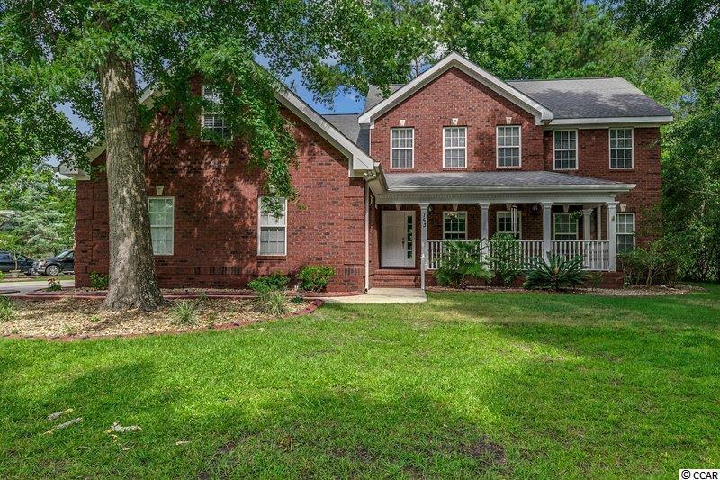 Tucked in the custom built community of Creek Ridge Plantation 153 Long Ridge is the perfect spot for you to call home.  This four bedroom three and one half bath is perfect for your growing family or for welcoming out of town family and guests!  The home flows beautifully!  The formal dining room greets you from the left of the entrance and there is a study or den or flex space to the right.  Your family and friends will love cooking together in the kitchen with long stretches of solid surface countertops so everyone can be involved.  A huge pantry and many cabinets can easily store all of your kitchen gadgets and goodies!  Off the kitchen towards the garage there is a conveniently located half bath and the laundry room with washer and dryer.  From the kitchen and living room step through one of three brand new French doors onto your 12 x 13 all seasons porch featuring luxury vinyl plank and easy closing windows giving you the ability to enjoy it throughout the year.  Or you can head out to your 11 x 21 maintenance free composite deck which is perfect for grilling with family and friends.  The spacious first floor master bedroom features a gorgeous recently remodeled ensuite spa retreat.  Take a soak in the generous tub or admire the tile work in the stand alone shower.  Upstairs you will find a generously sized loft living space and 3 additional bedrooms.  One bedroom is ensuite perfect for guests or a mother in-law suite.  The other two bedrooms share a bathroom as a jack and jill.  There is a huge bonus room over the garage with access to floored attic storage.  This room would be perfect for a media room, additional sleeping quarters, play space or just a spot to get away.  This home has TONS of storage and new 10 year hard wired smoke detectors were recently installed for your peace of mind.  This cozy community has only 33 homesites and features homes with diverse architectural detail and mature landscaping with live oaks and shade trees.  This neighborhood a