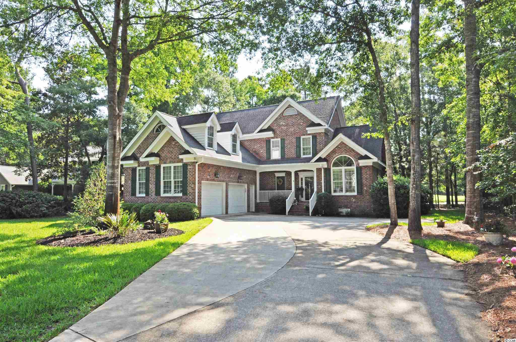 SOLD BEFORE LISTED! This well maintained four bedroom home backs up to the 5th fairway of the Tom Fazio, Private Wachesaw Plantation Golf Course.  With this low country style home being all brick, on a large lot and located at the end of a quiet, cul-de-sac, you can see why this home went pending quickly. Contact the listing agent, or your Realtor, for any further details.