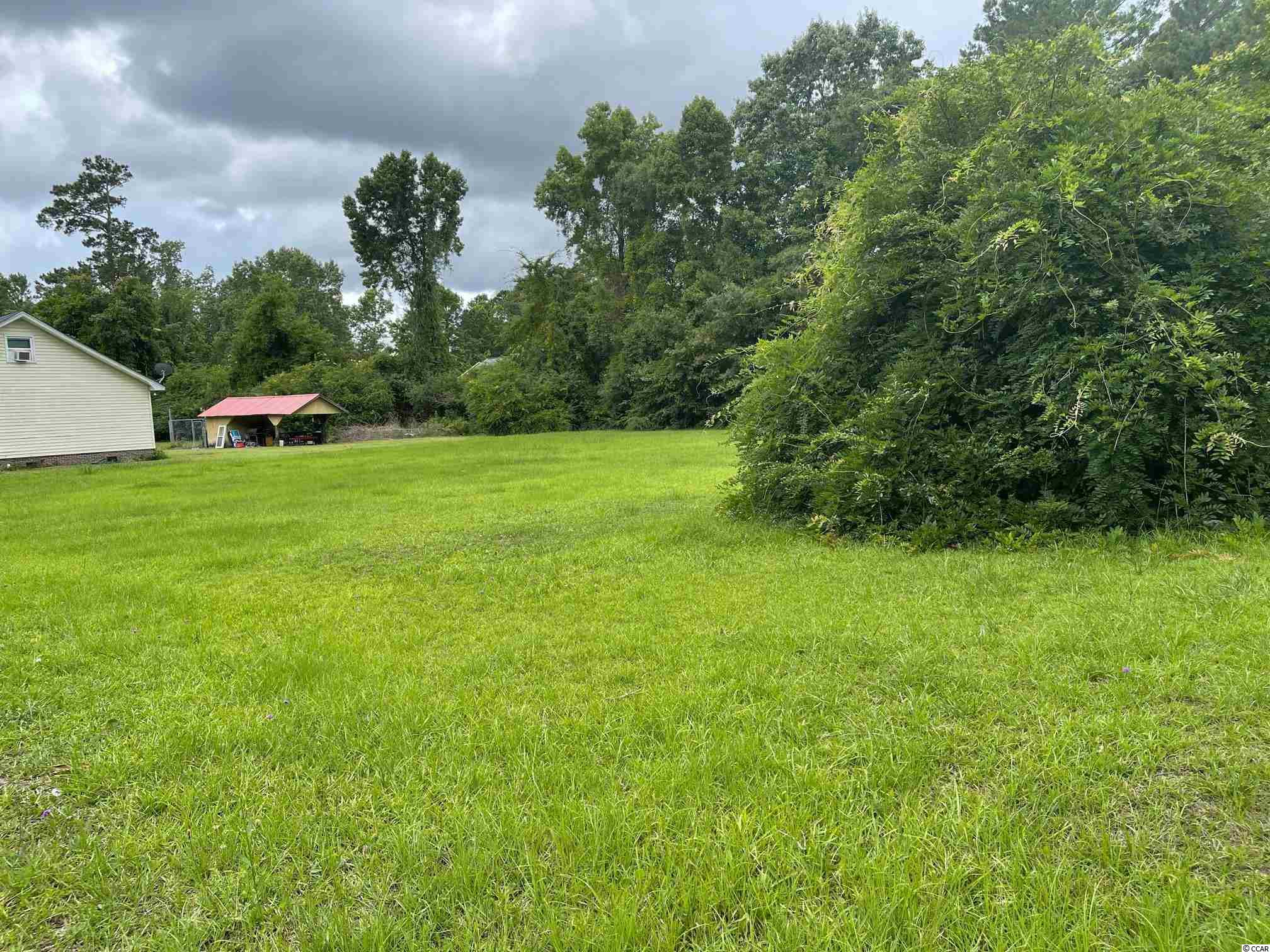 Commercial lot on Highway 701, N.