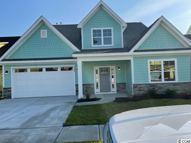 Diamond B Model new construction 4br/3.5ba 2 story home with 2 car garage in Robber's Roost!  This great floor plan with 3,208 Htd Sqft. features Master Suite, kitchen, living room with fireplace, formal dining, laundry room, sun room, 1/2 bath and a 2nd bedroom with a full bath on first floor, 2 bedrooms, a media room, storage and a full bath on 2nd floor and front porch & back patio!  Energy savings features include Low E windows, 14 Sear HVAC, Digital WiFi Programmable Thermostats, Tankless Gas Hot Water Heater & 200 Amp electrical service, security system with keyless entry. Too much to mention so come see for yourself! Additionally, Robber's Roost at North Myrtle Beach is a natural gas community east of Hwy 17 with a community pool coming for the 2021 swimming season & is located within walking, bicycle or golf cart distance to Tilghman Beach, the beautiful Atlantic Ocean w/ 60 miles of white sandy beaches and is close to Coastal North Town Center (shopping, dining, beauty, pets), Shag dance capital Main St., golf, boating/fishing in the ICW, entertainment and all the amenities of living in Coastal South Carolina. Whether a primary residence or your vacation get-a-way, don't miss ~ come live the dream!