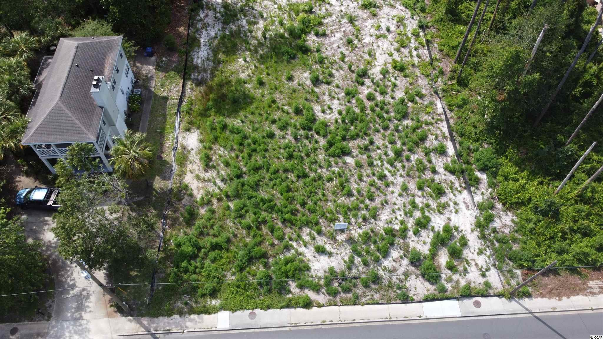 Build your dream home or homes here on this double lot east of business 17 in the Golden mile section of Myrtle Beach, just three block away from the ocean with access to all utilities and no HOA fees. There are very few vacant double lots remaining anywhere along the Grand Strand. This is a rare find and this double lot will not last long. All measurements are approximate and not guaranteed. Buyer to verify.