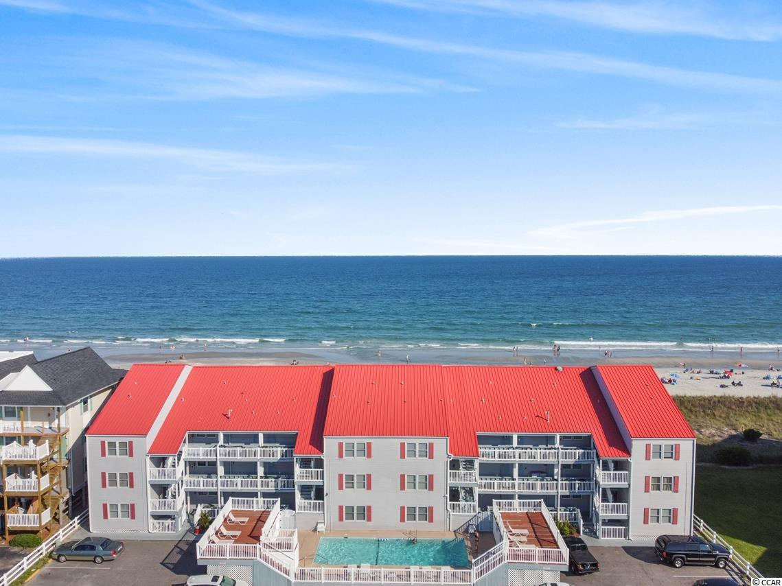 This direct oceanfront studio in the Windy Hill Beach section of North Myrtle is perfect for a weekend getaway or as your new beach home. Located across the street from Barefoot Landing in the highly desirable Nautical Watch building, Unit 110 is on the first floor with no need for an elevator. If you are ready to enjoy the beach without the worry of home maintenance this condo is for you. Upgrades too many to mention but include:  New electrical work including LED's throughout , Luxury Vinyl Plank Flooring (LVP), New Samsung kitchen appliance package, custom backslash, imported granite, kitchen cabinets, fully gutted (to the beams) bathroom with large stand up shower including dual shower heads, floor tile, vanity, hot water heater, popcorn removal, designer Sherwin-Williams paint, new glass slider. Ask your agent for upgrade list. building amenities include 2 sundecks, private pool, owner can have a pet, outdoor showers, LOW HOA, pest control. Sold furnished with brand new furniture including luxury mattress all under 5 year fully transferable warranty.