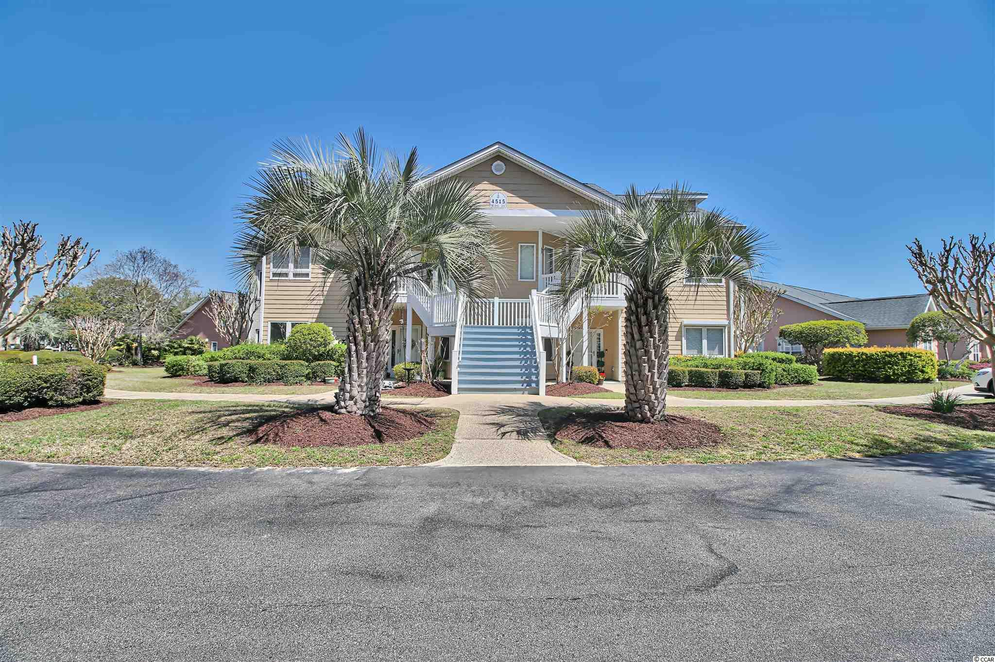 This highly desirable end unit in Lighthouse Pointe at Lightkeepers Village is a spacious three bedroom, two bath unit in ICW Community.   Large screened porch and patio face a large lagoon and the lighthouse in the distance.  Unit has upgrades since purchase in 2016.  New roof and new gutters installed June and July 2021.  New HVAC in 2016 as well as paint and new laminate flooring.  Ceiling fans have been installed in all living spaces as well as porch and patio.  Three bedrooms and two baths offer plenty of space, ample closet storage plus two linen closets. Additional storage cabinet added to kitchen. Large marina and boardwalk adjacent to community.  Walk to Lighthouse,  Clark's Restaurant or the Officers Club (membership required).  Owner is a SC Realtor.