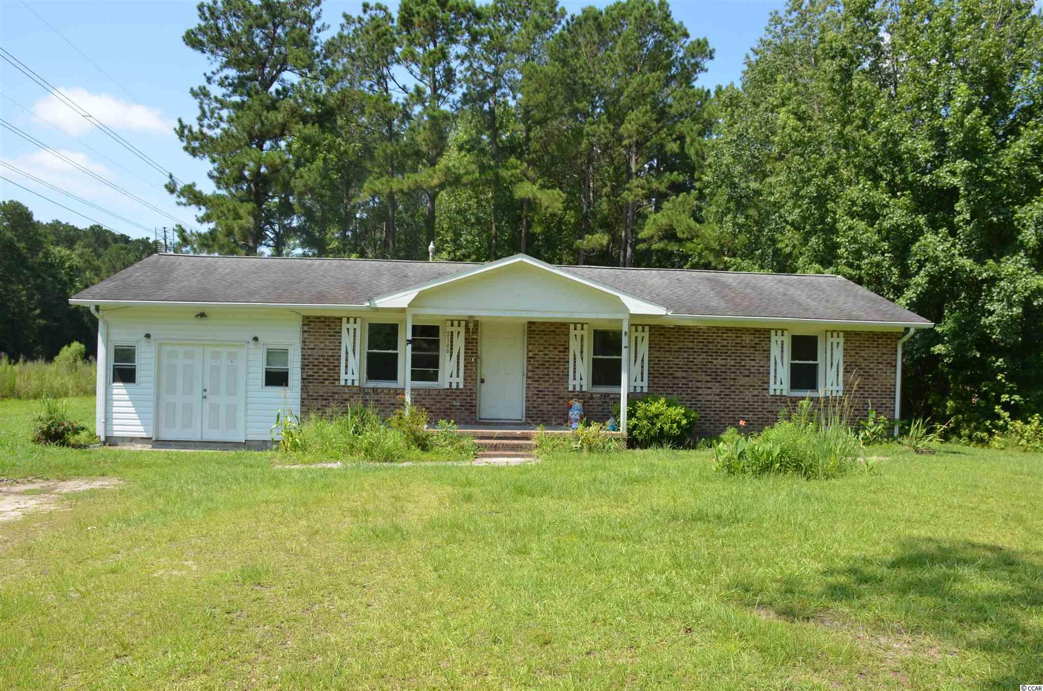 Incredible value! Less than 15 minutes to downtown Conway! Homes needs a little TLC, with a little cosmetic updating, this home will have tremendous value! Already priced to sell. Get with your agent ASAP before you miss this rare opportunity in a market like this!