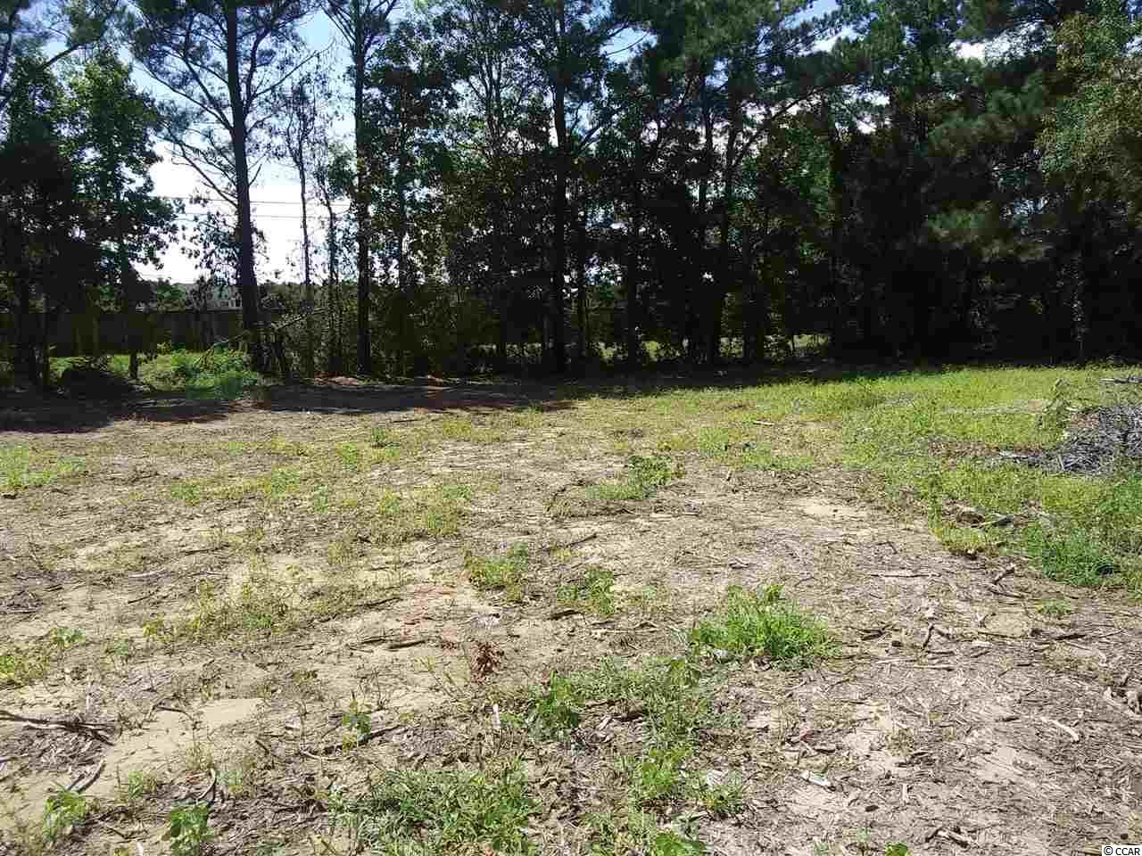Imagine Yourself Nesting on a DOUBLE SIZE LOT Close to the Beach on the Ocean Side of Hwy 17 just 5 streets from Williams Creek.  Only minutes to the Beach.  Close to Great Shopping, Golf Courses and Cozy Cherry Grove. Duplin Winery, Alabama Theater, Barefoot Landing and Restaurants Galore.