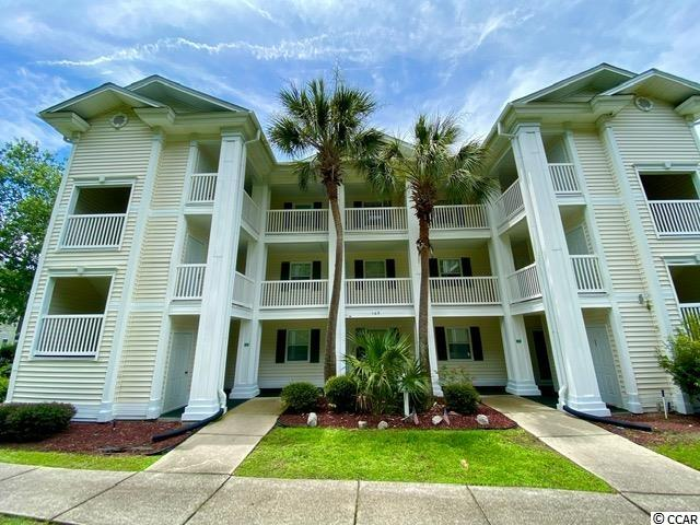 Highly sought after ground floor end unit in popular river oaks golf community! Spacious 2 br 2 ba with screened porch and an awesome sunset view of the golf course! Fully furnished with brand new refrigerator and washer dryer. Super Convenient location, close to airport, entertainment, shopping and restaurants! Call today to schedule your showing!