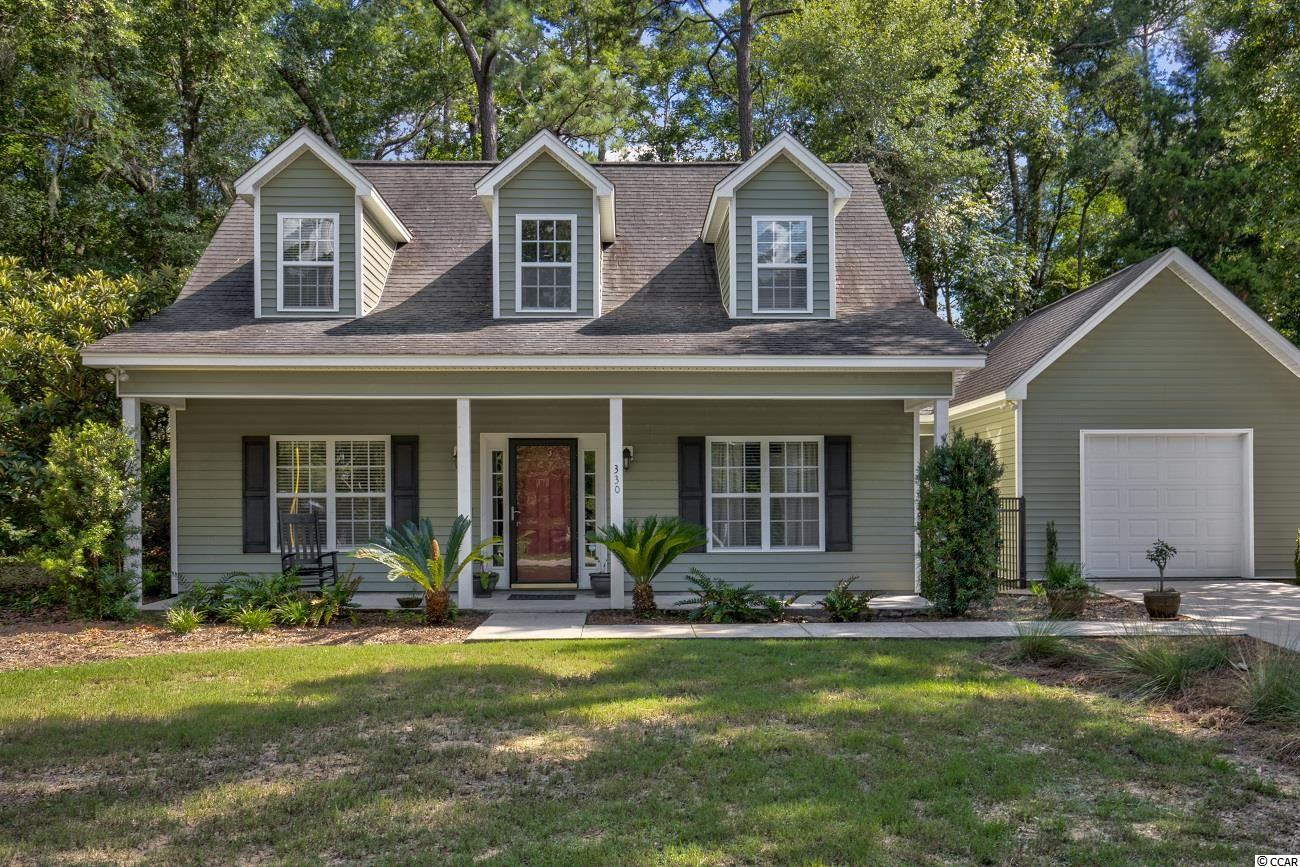Amazing opportunity to live near Winyah bay and Belle Isle yacht club! Perfect for the boating and outdoor family! Beautiful hardwood engineered  floors in living area, granite countertops, master bedroom on main floor and cleared back yard area for a fire pit!  Half a mile to Beautiful Belle Isle yacht club and minutes away from South Island boat launch. Plenty of Room to park your boat! Fenced in back yard for kids or pets to roam. If you enjoy fishing or boating, there are numerous public boat landings in the area as Georgetown is surrounded by five rivers, the Intracoastal Waterway and is a short drive to Pawleys Island beaches. Belle Isle is just 5 miles to historic Georgetown harbor walk, 45 miles to Charleston and 30 miles to Myrtle Beach. NO HOA.  Some photos are camera staged and do not reflect the furniture in the home.
